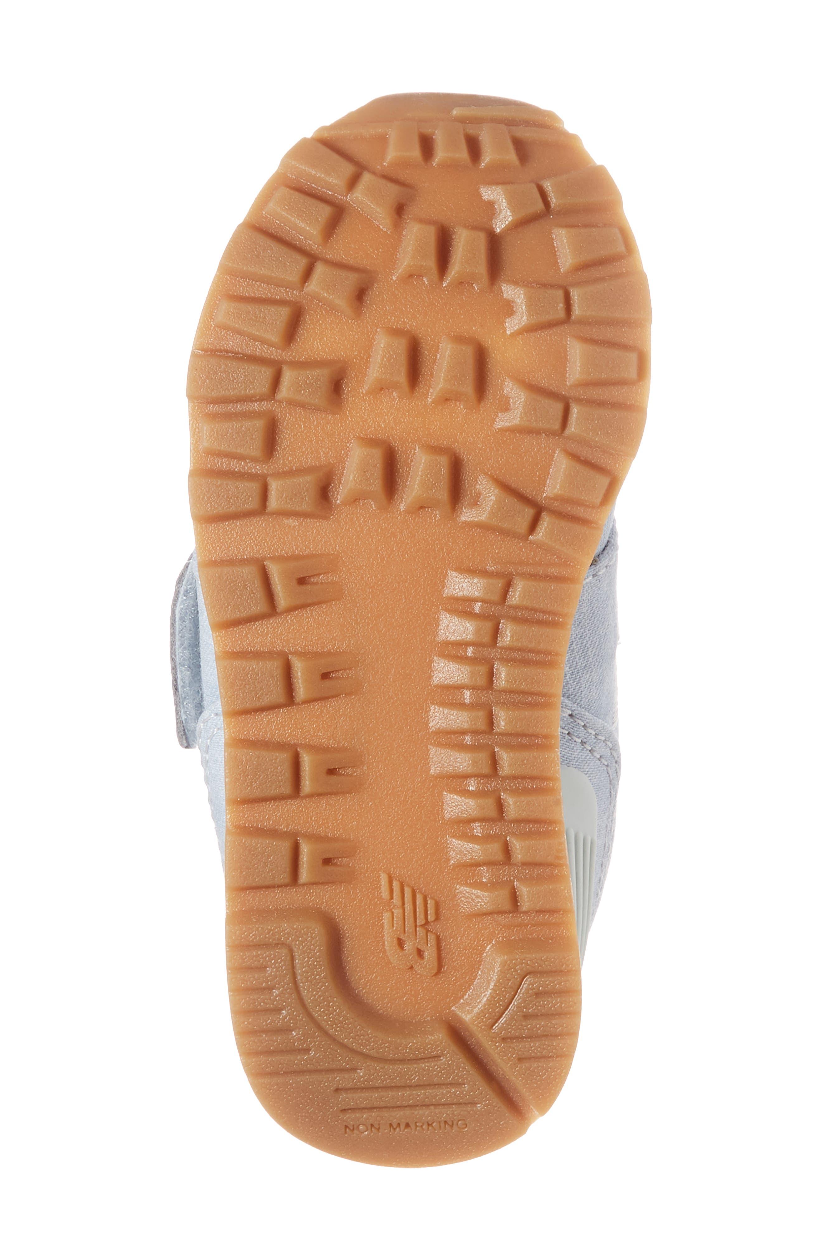 574v1 Sneaker,                             Alternate thumbnail 6, color,                             Light Porcelain Blue