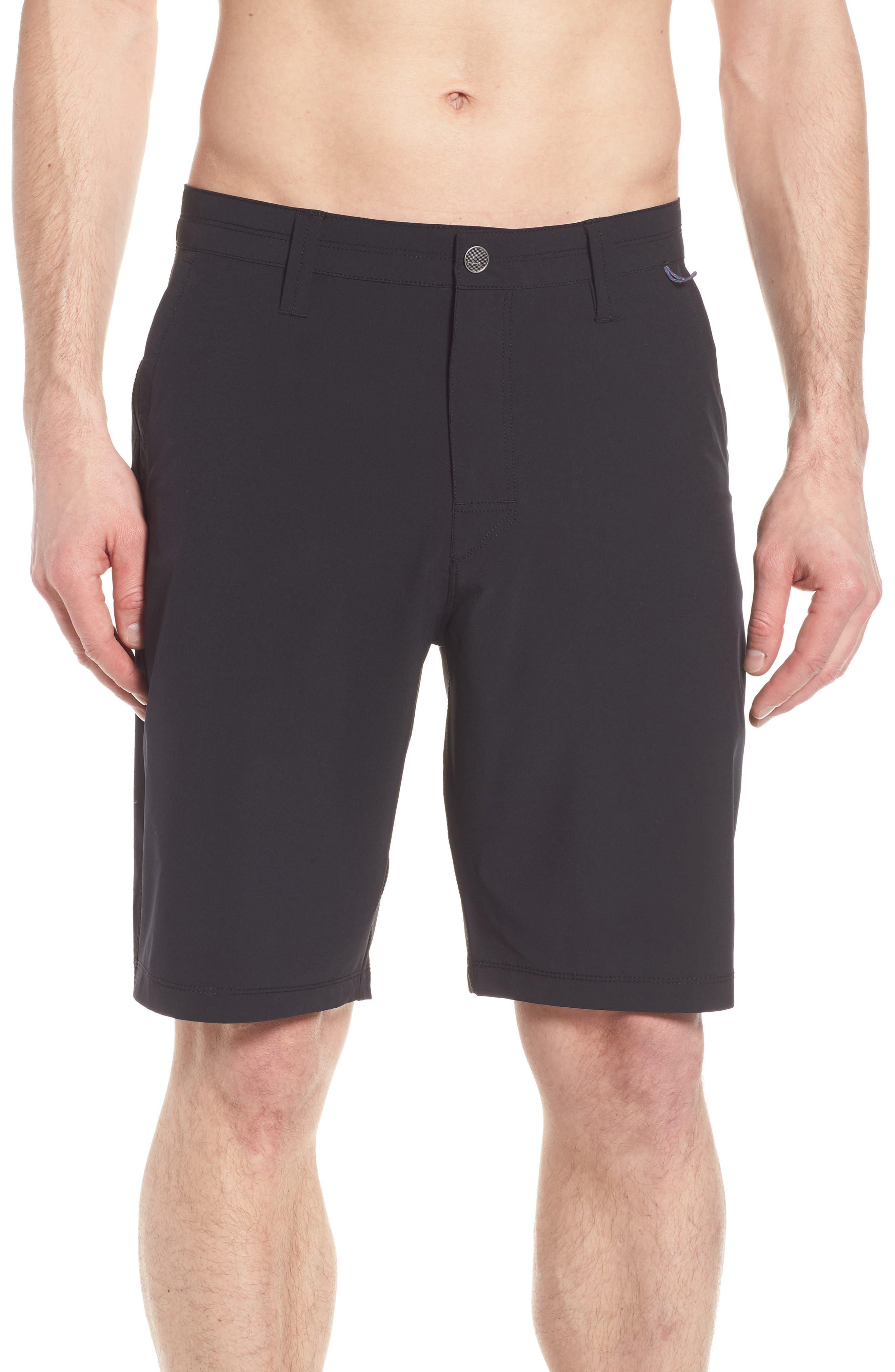 Coast Hybrid Shorts,                             Alternate thumbnail 4, color,                             Charcoal