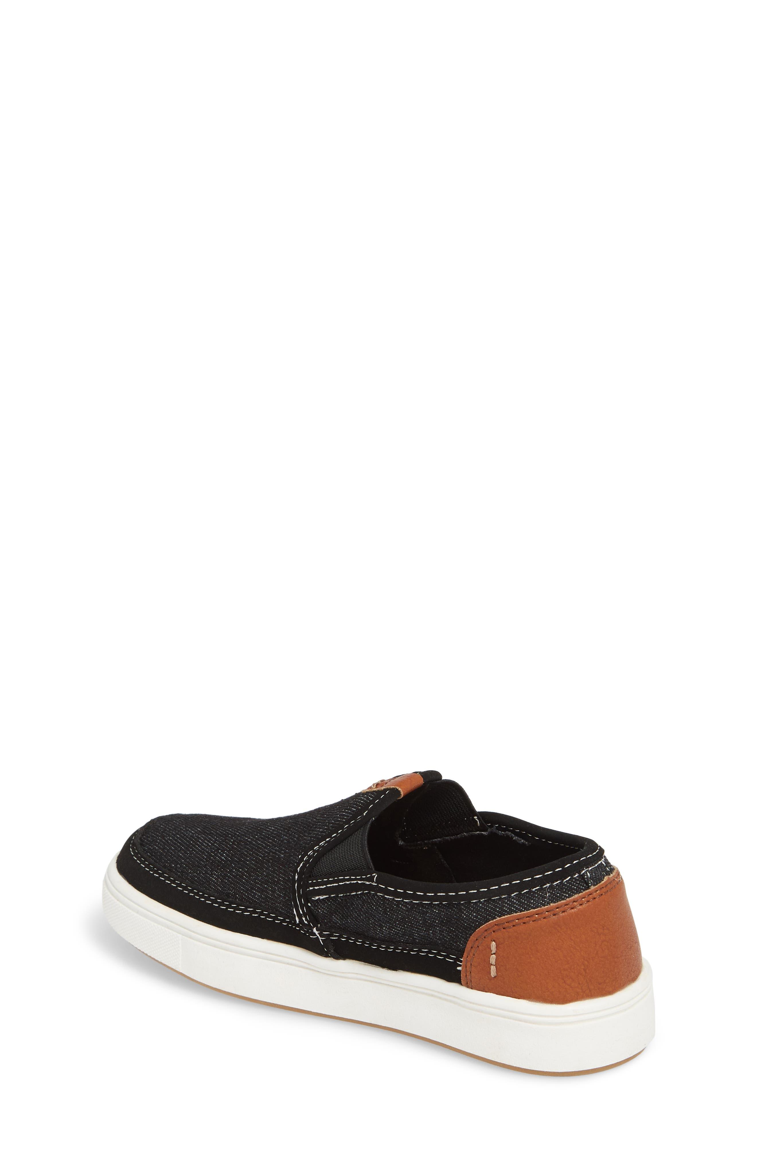 Bfoleeo Slip-On Sneaker,                             Alternate thumbnail 2, color,                             Black