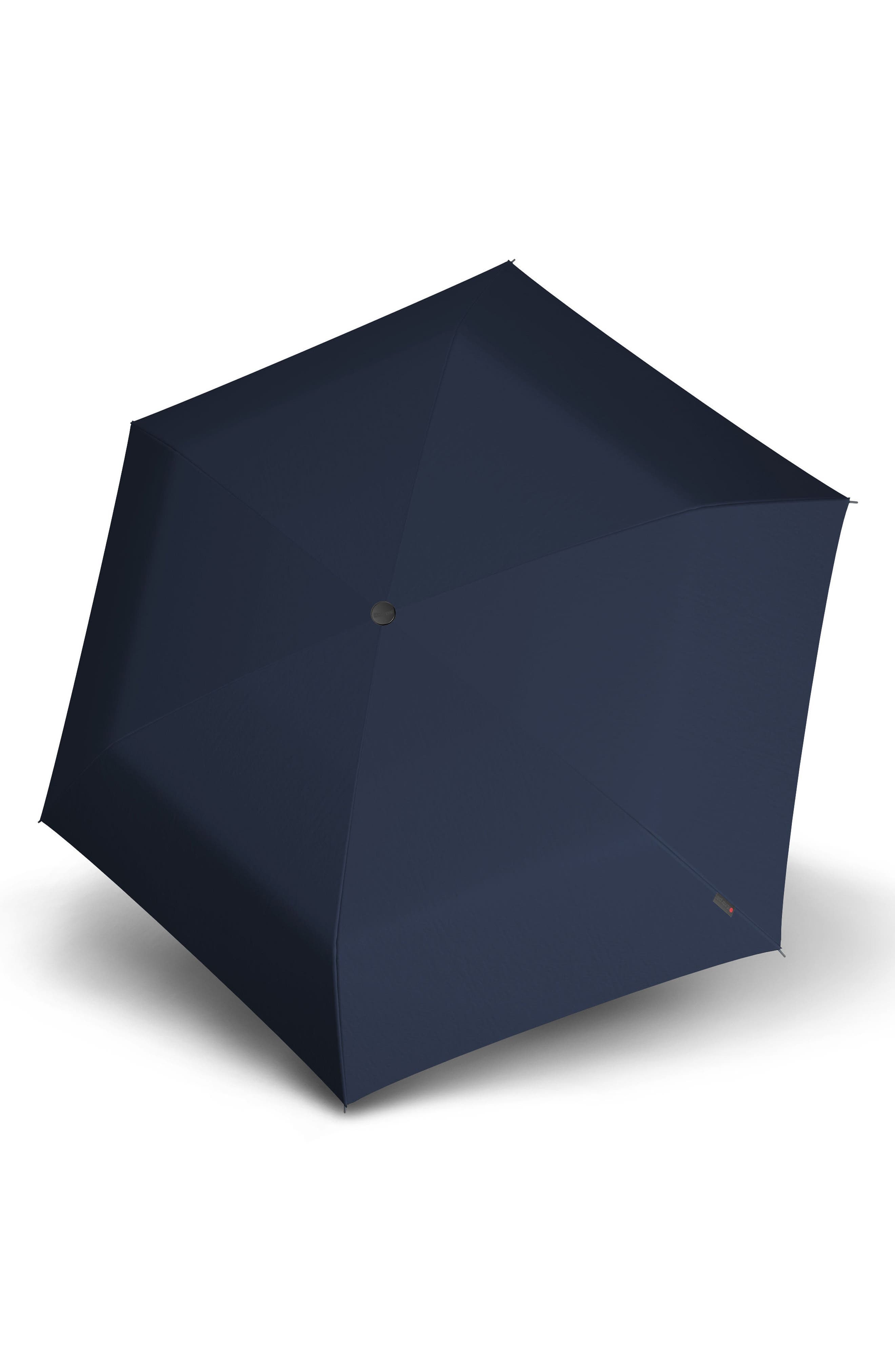 TS010 Slim Manual Open/Close Umbrella,                             Alternate thumbnail 2, color,                             Navy
