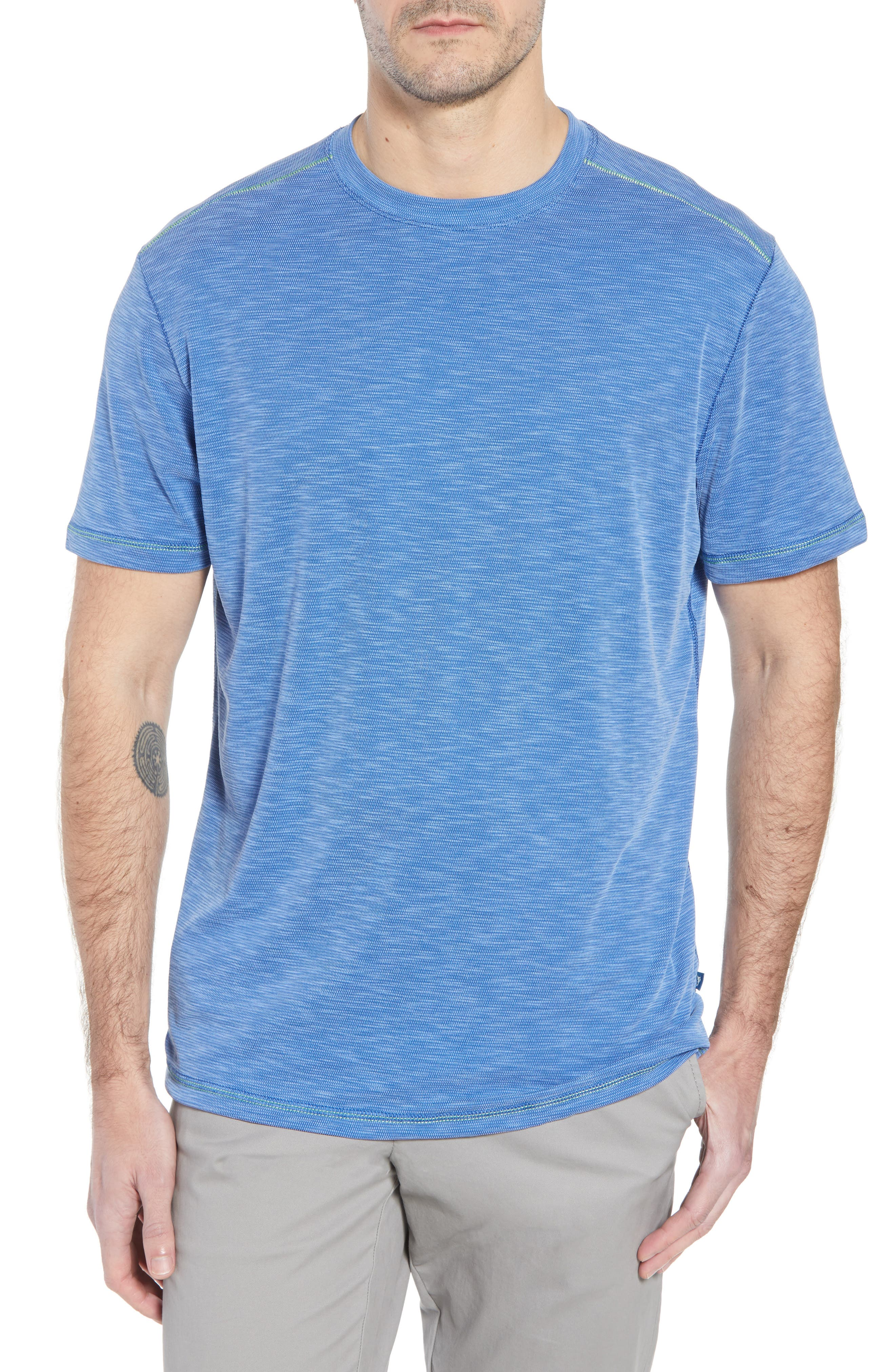 Paradise Around T-Shirt,                         Main,                         color, Bright Cobalt