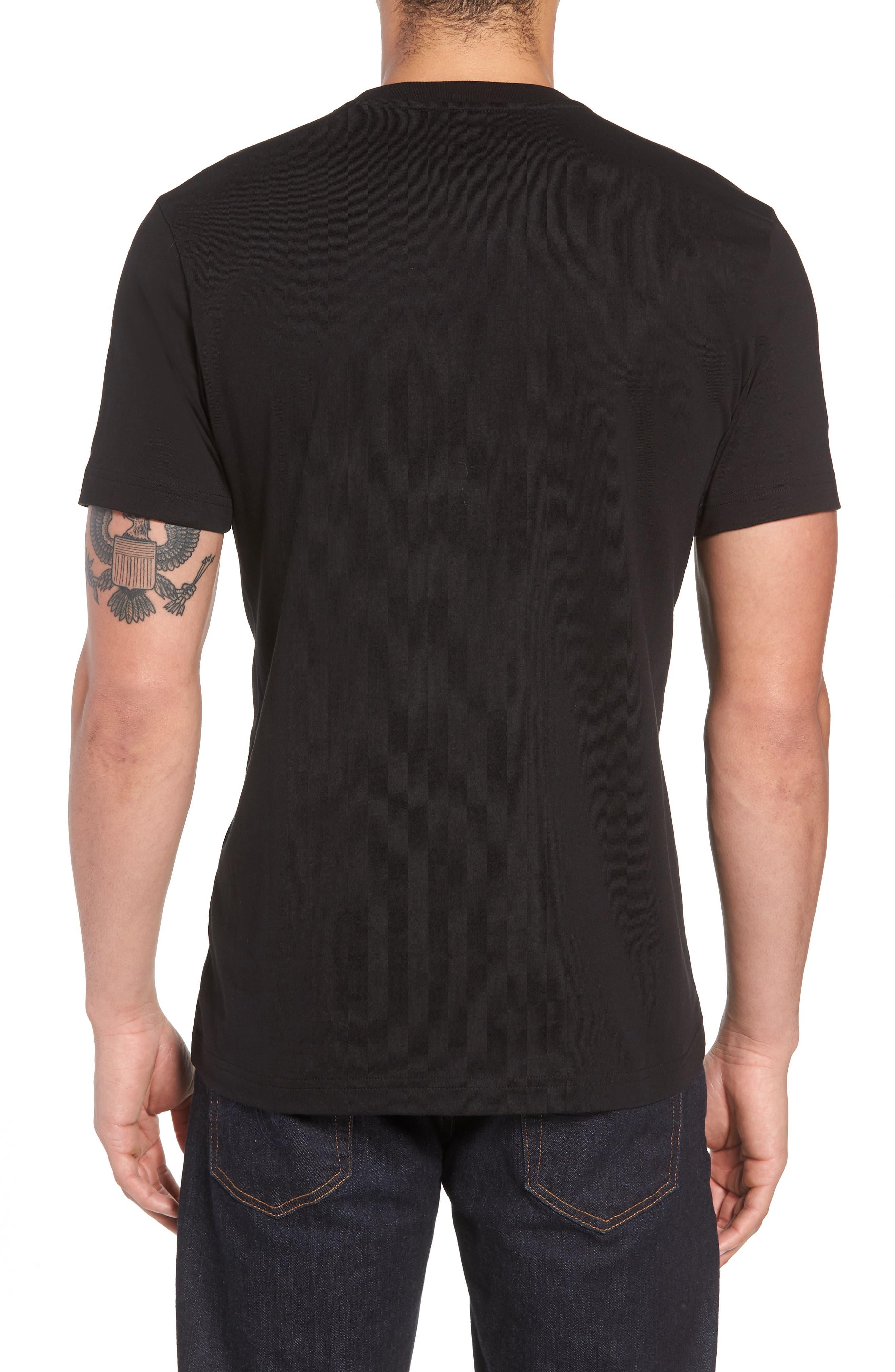 Smashing Graphic T-Shirt,                             Alternate thumbnail 2, color,                             Black