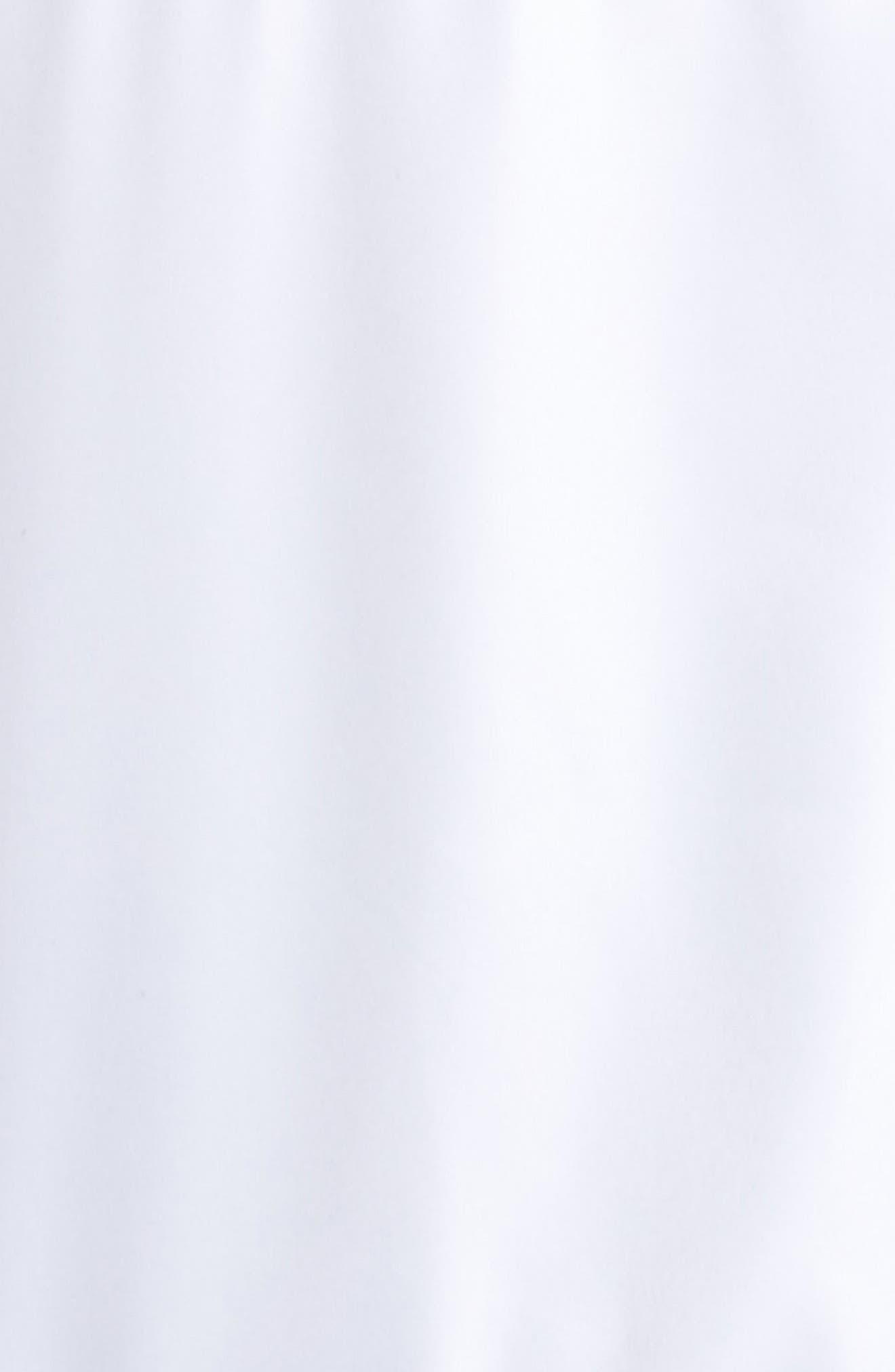 Sheer Mix Jacket,                             Alternate thumbnail 6, color,                             White