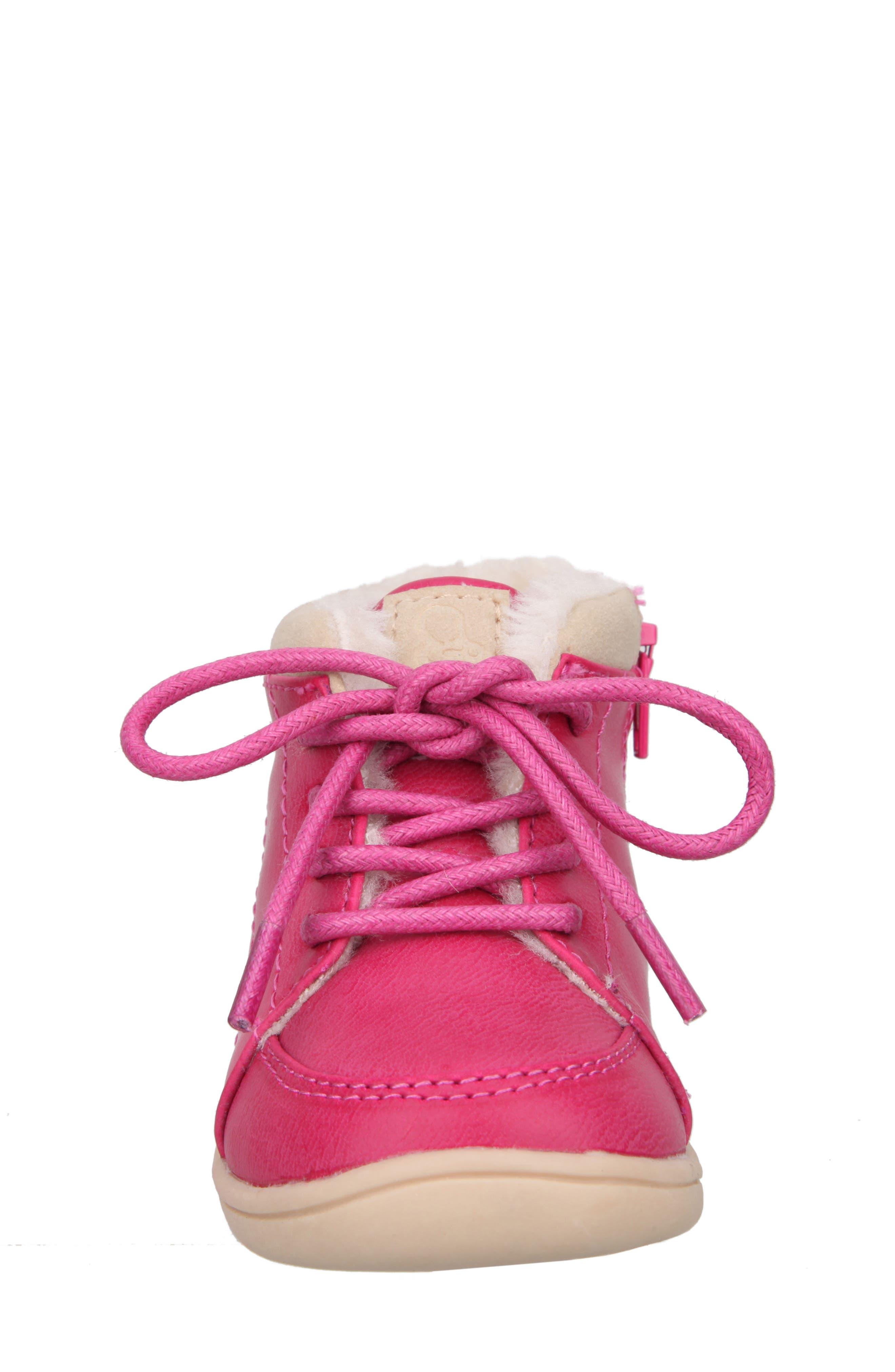 Alternate Image 4  - Nina Mobility Moe Sneaker (Baby & Walker)