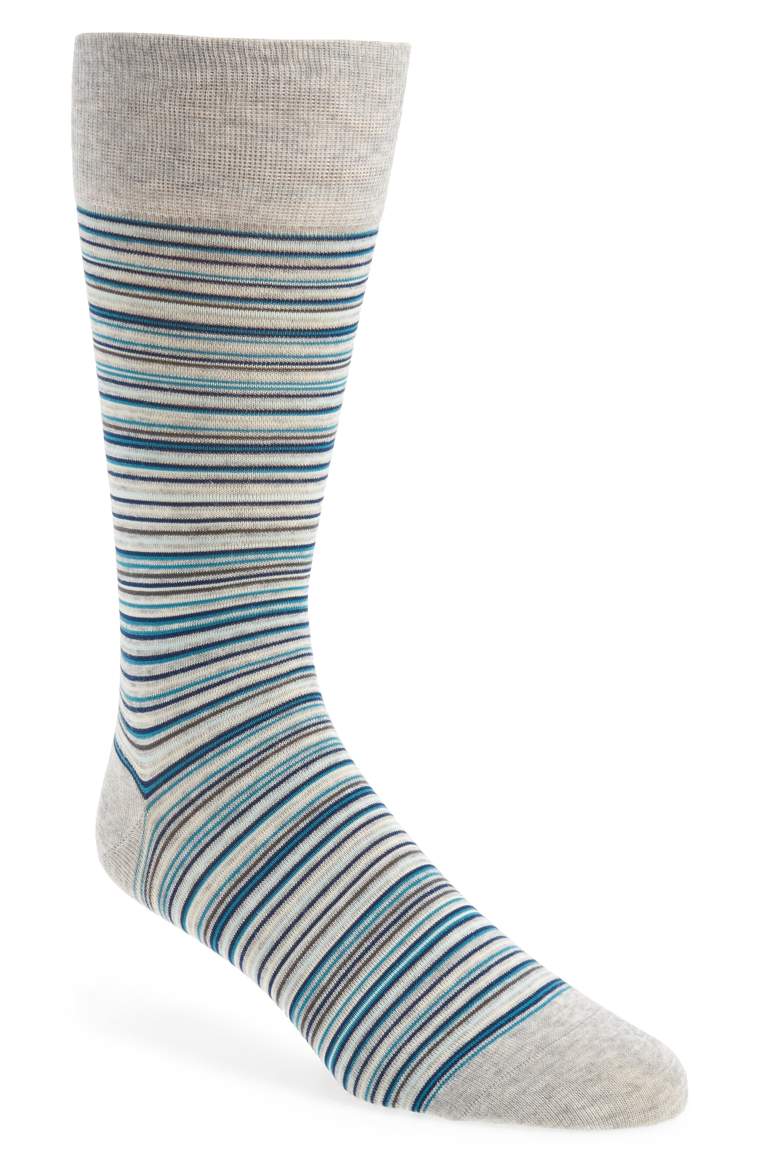 Cole Haan Multistripe Crew Socks (3 for $30)