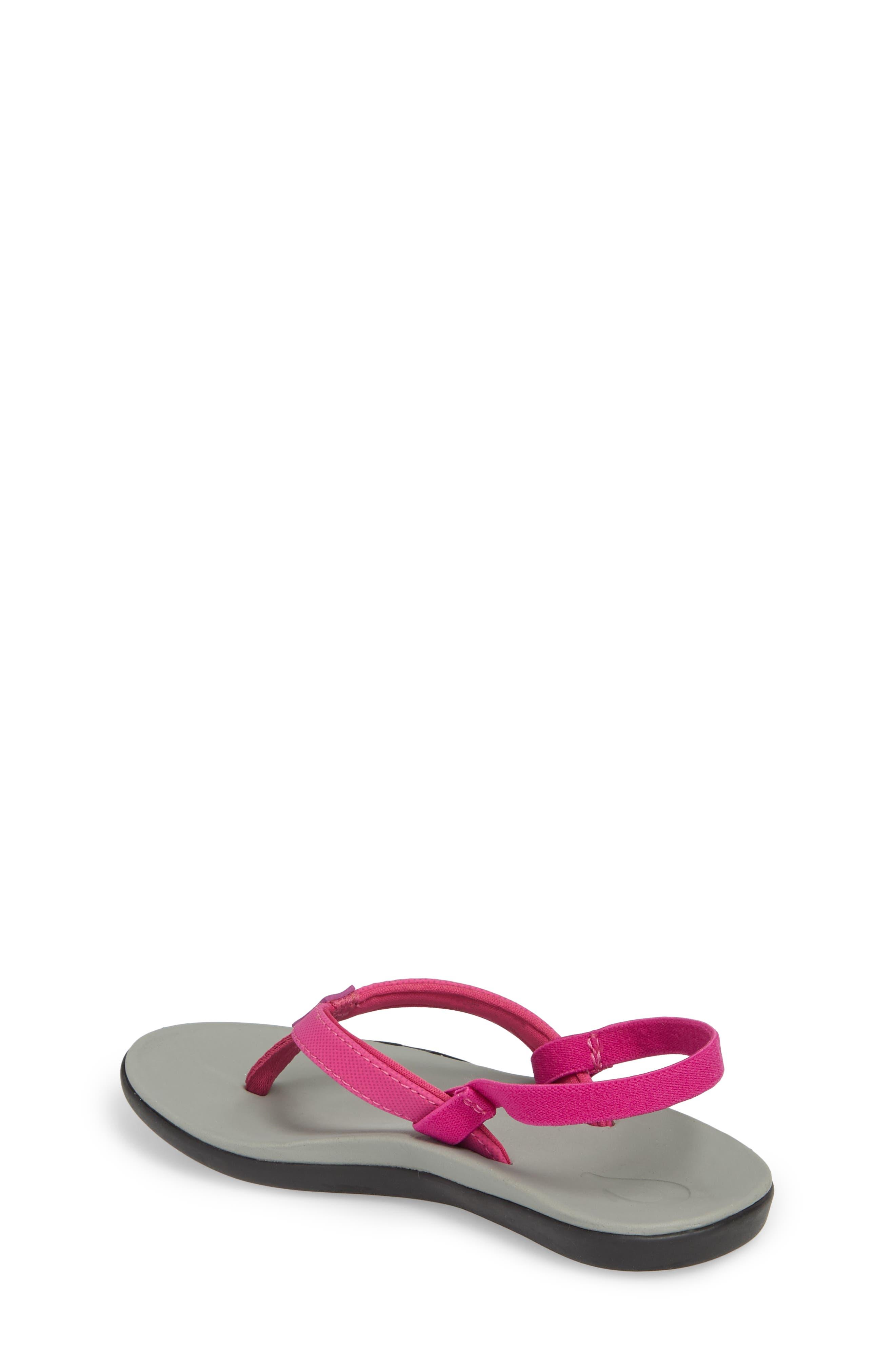 Ho'opio Sandal,                             Alternate thumbnail 2, color,                             Grape Juice/ Pale Grey