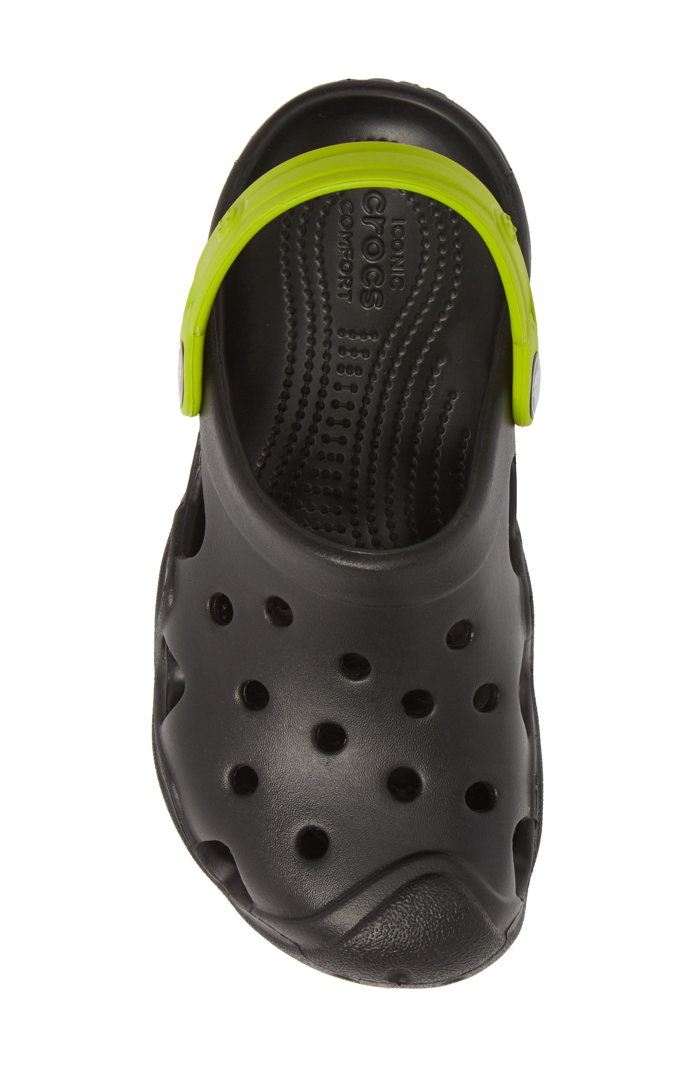 Swiftwater Clogs,                             Alternate thumbnail 5, color,                             Black