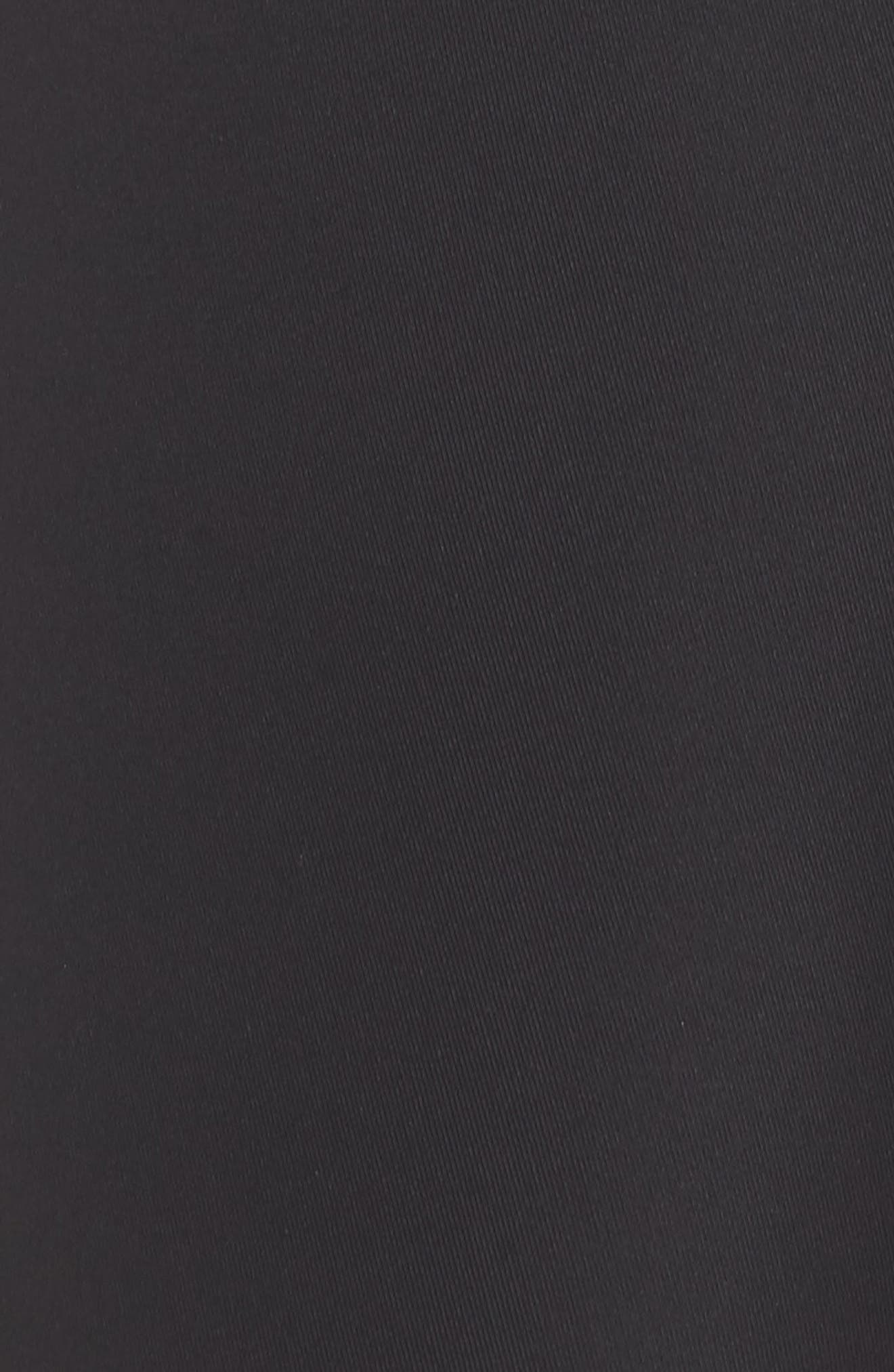 Constellation Print Crop Leggings,                             Alternate thumbnail 3, color,                             Black Desert Pearl Print