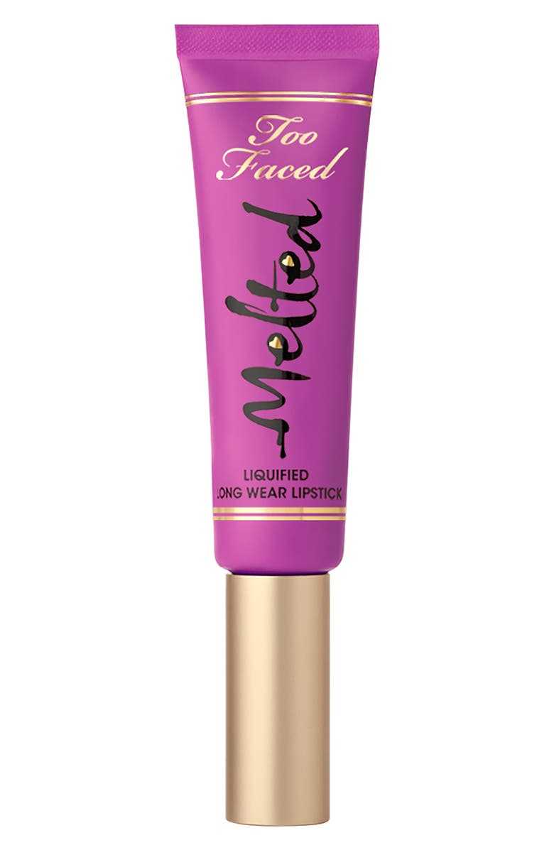 Too Faced MELTED LIQUIFIED LONG WEAR LIPSTICK - VIOLET