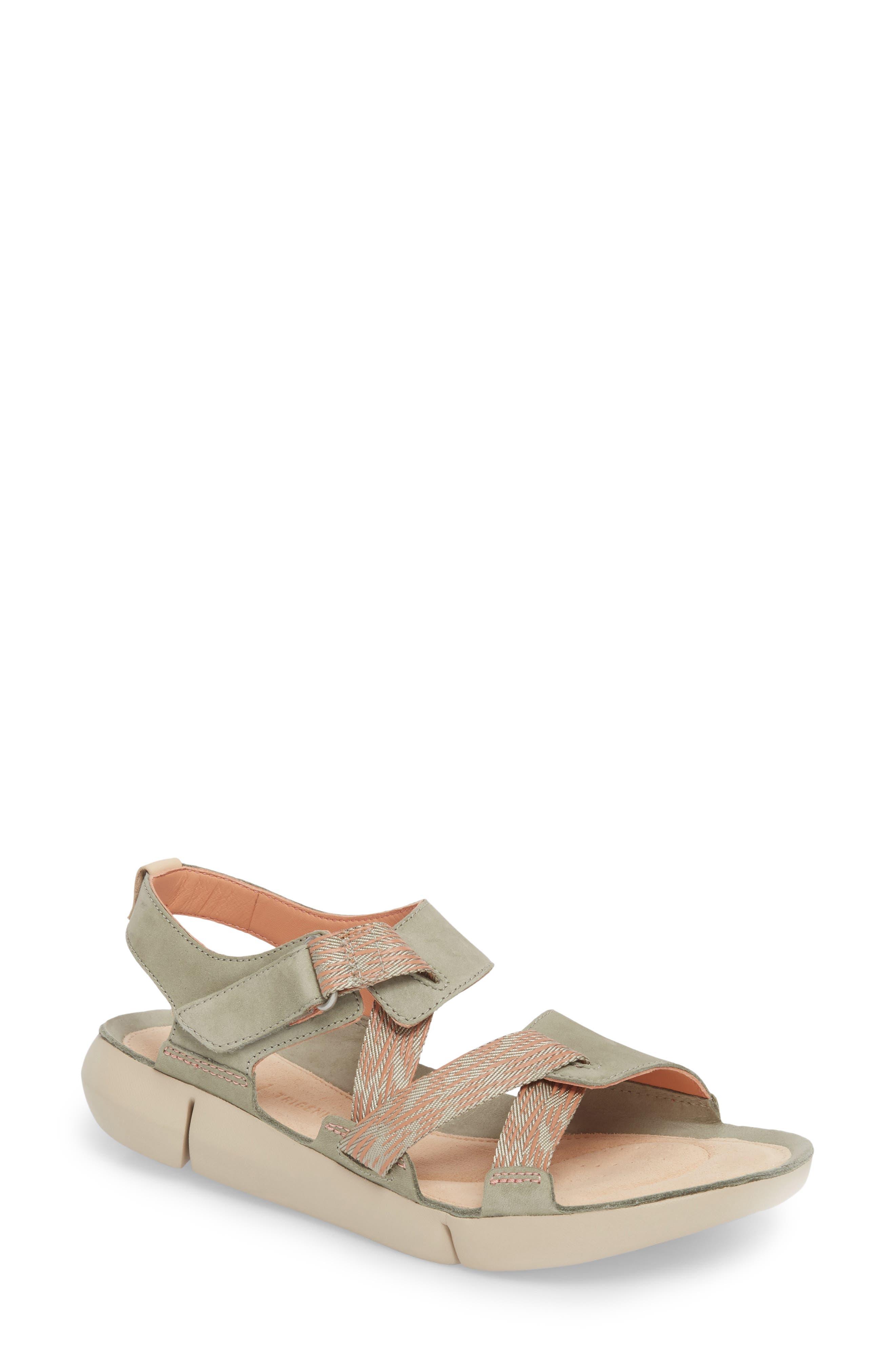 Clarks® Tri Clover Sandal (Women)