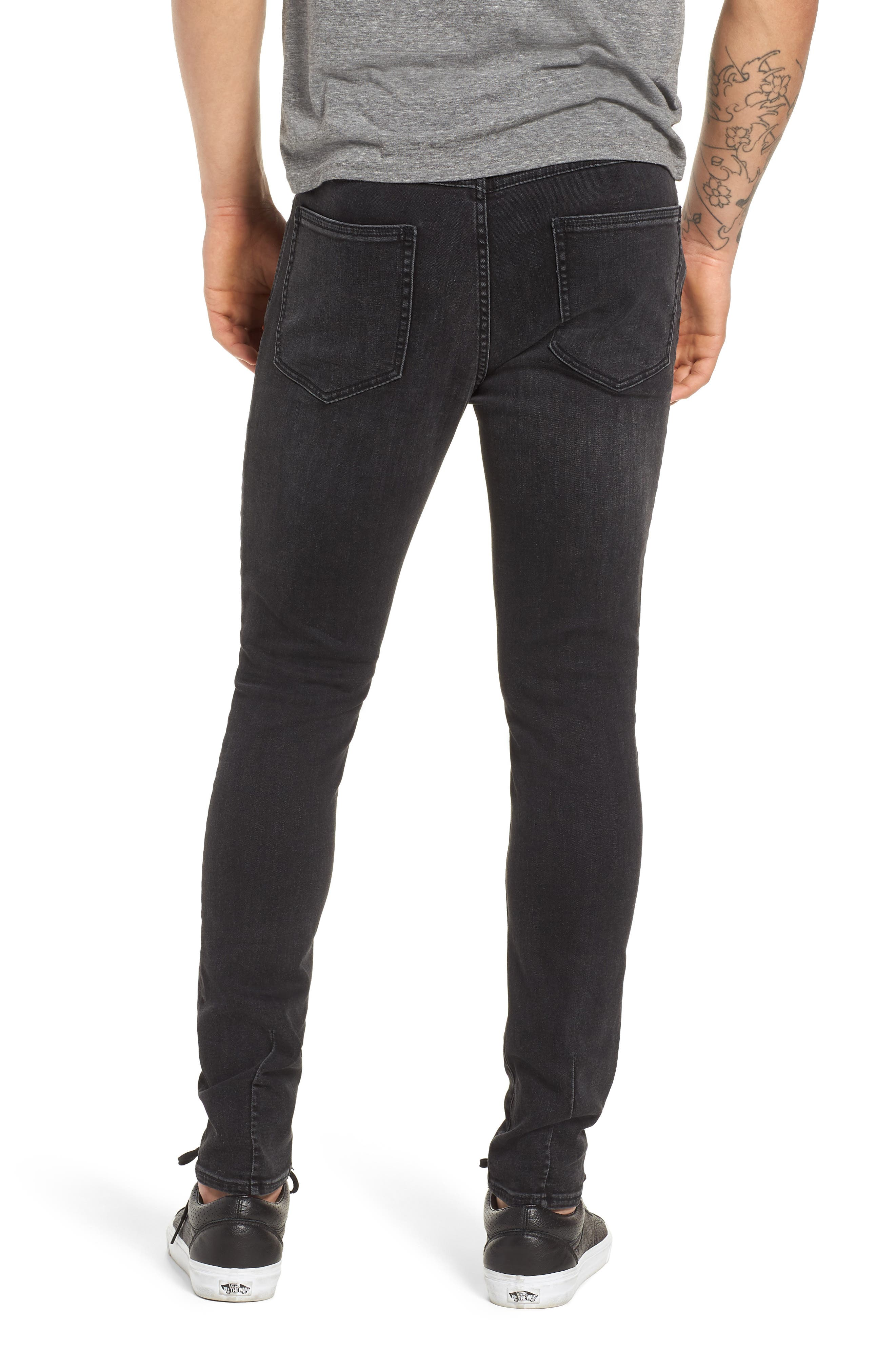 Iggy Skinny Fit Jeans,                             Alternate thumbnail 2, color,                             Wolfgang