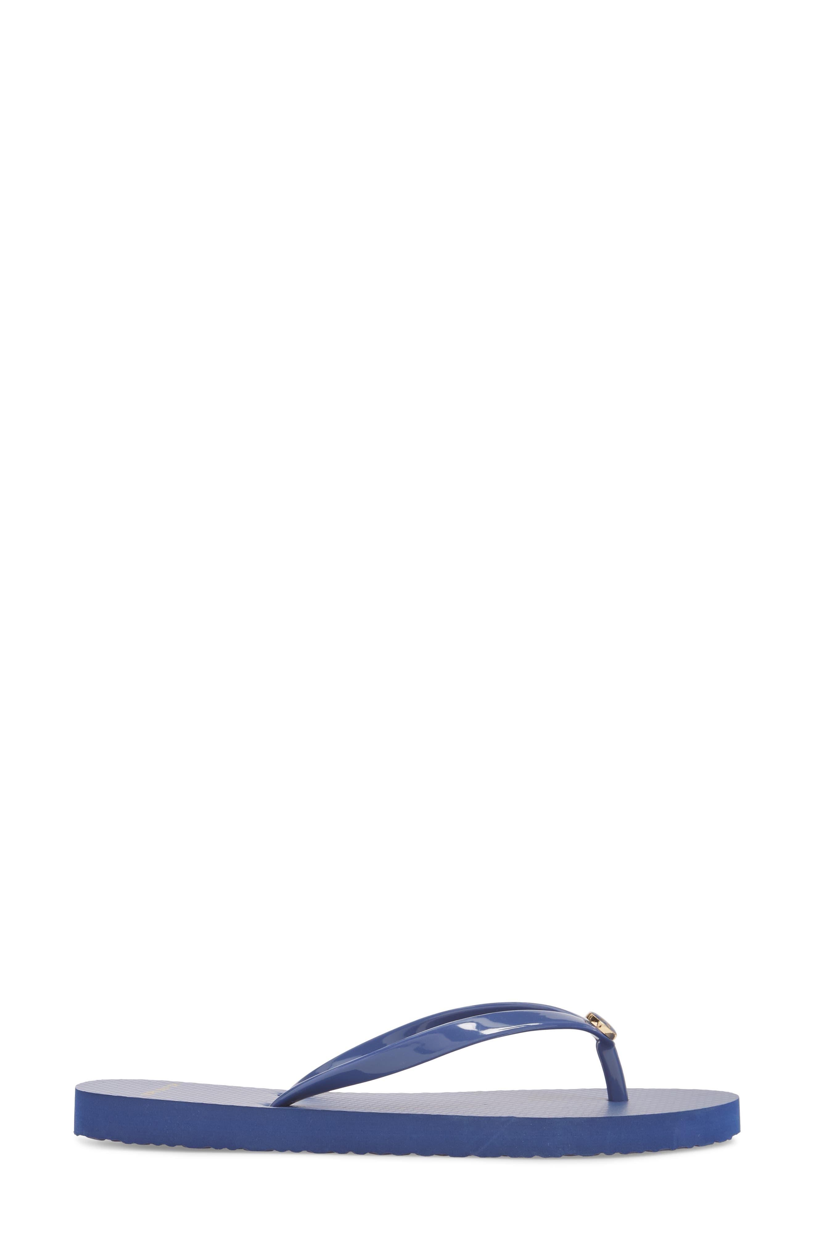 Alternate Image 3  - Tory Burch Logo Flip Flop (Women)