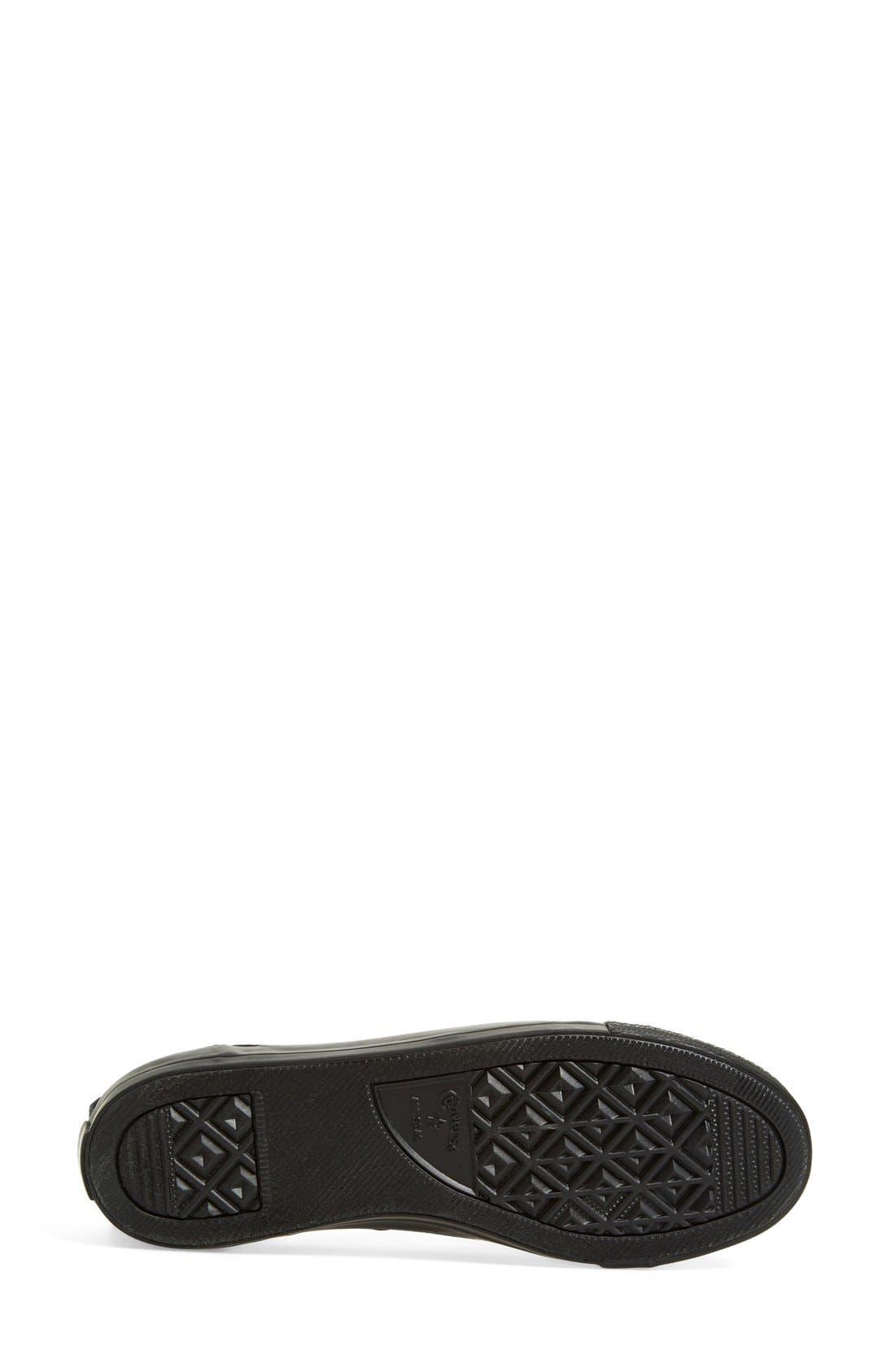 Alternate Image 4  - Converse Chuck Taylor® All Star® Ballet Canvas Sneaker (Women)