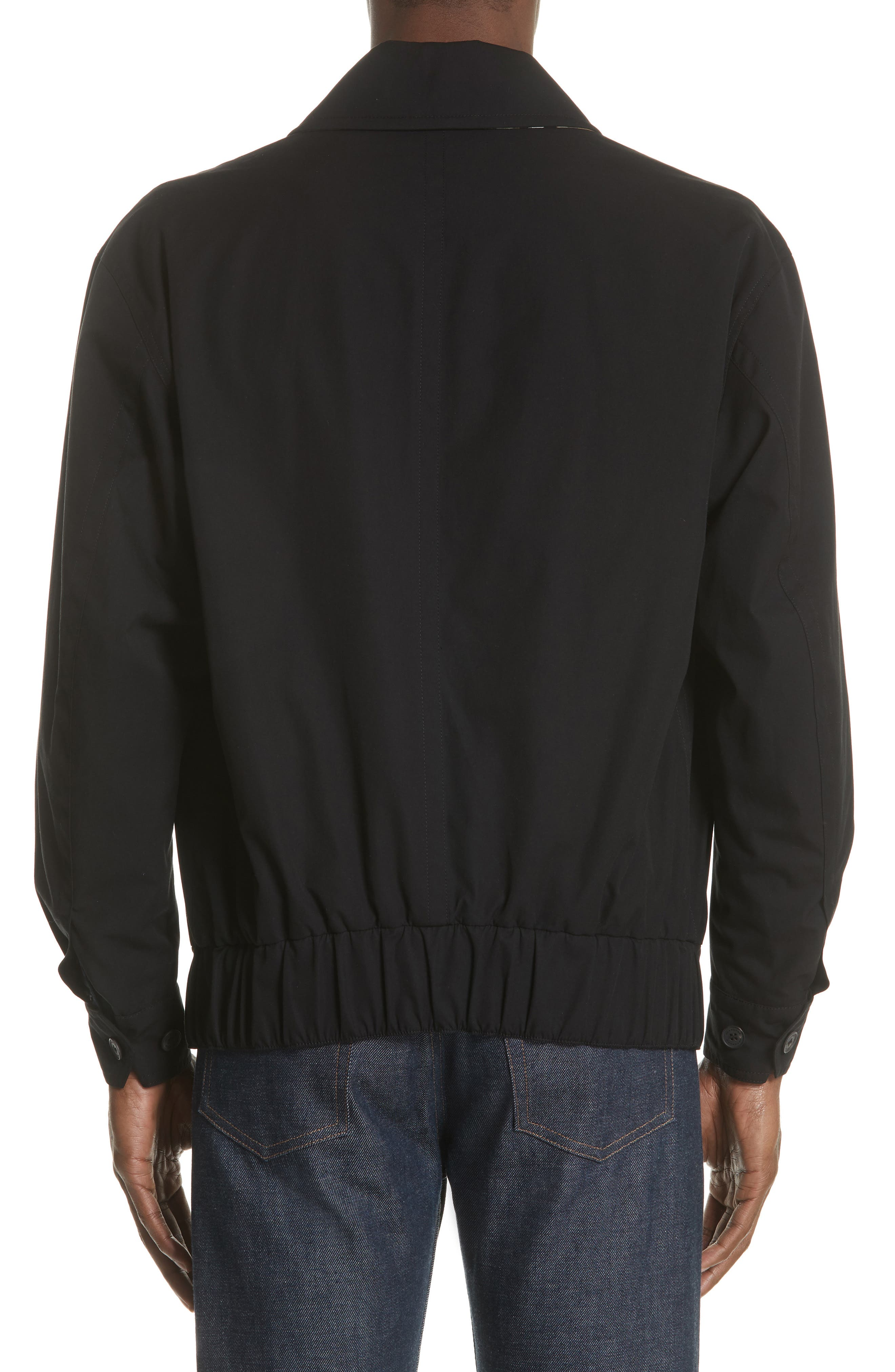 Loweswater Jacket,                             Alternate thumbnail 2, color,                             Black