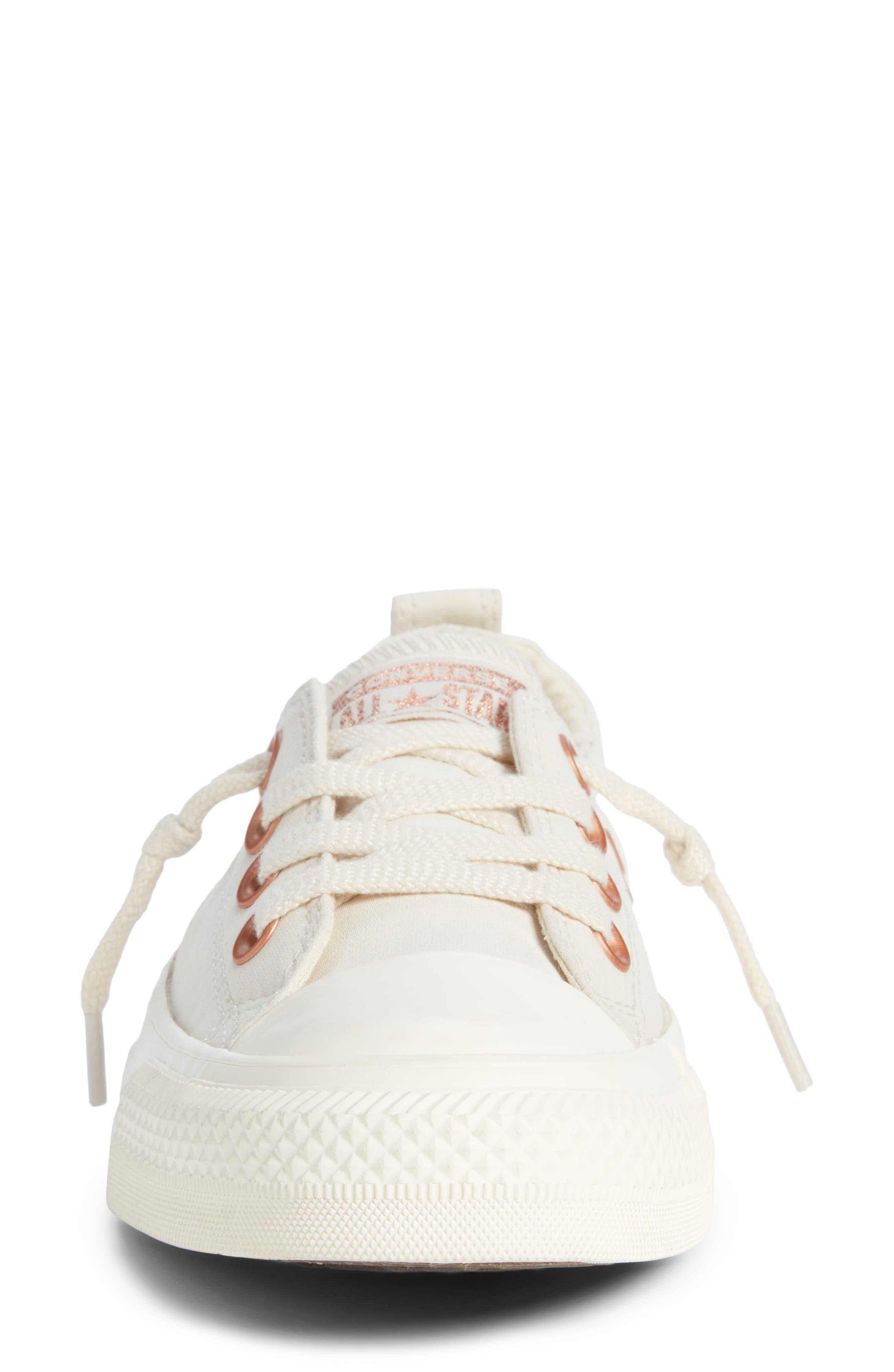 Chuck Taylor<sup>®</sup> 'Shoreline' Sneaker,                             Alternate thumbnail 4, color,                             Light Twine