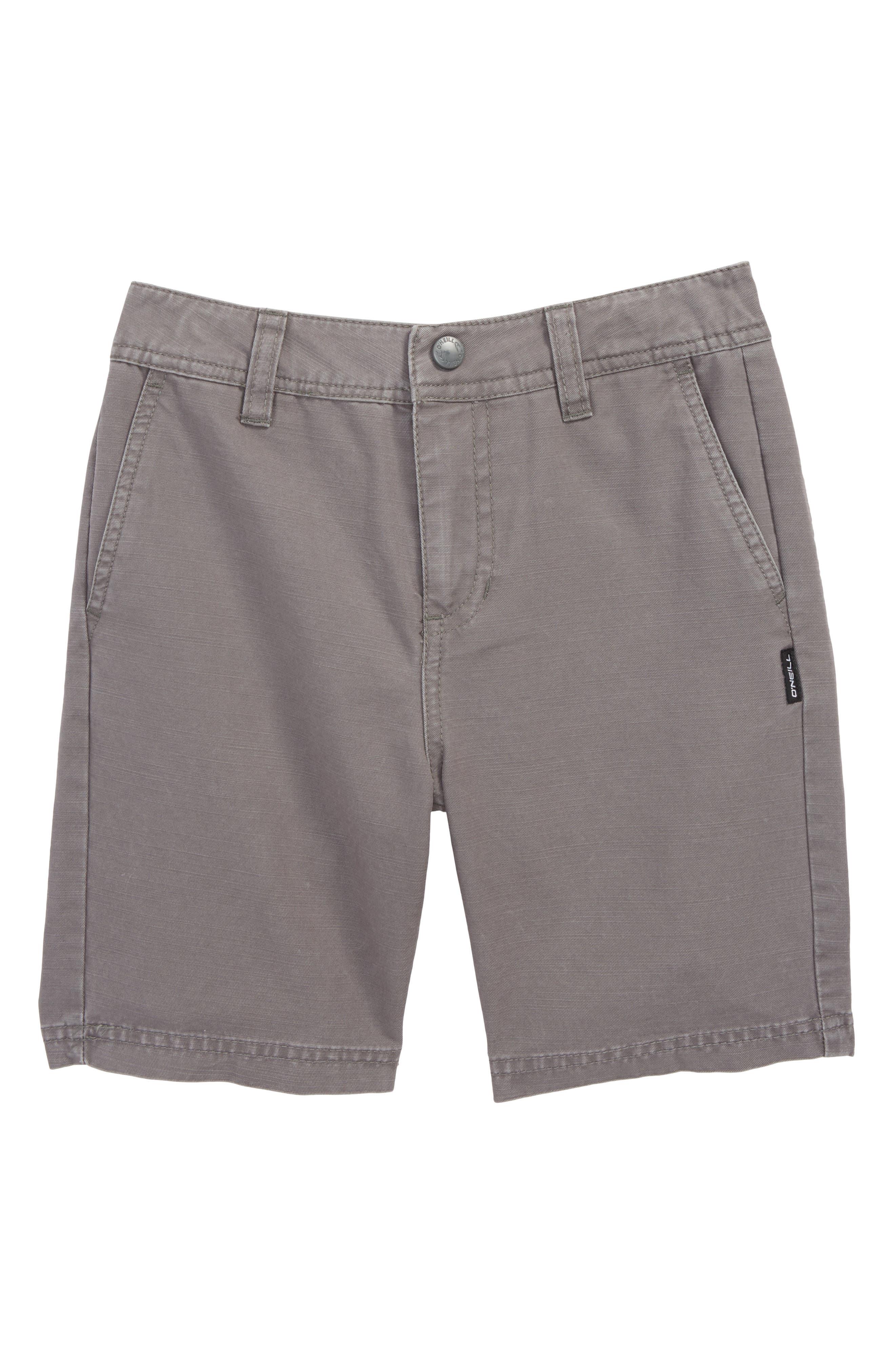 O'Neill Jay Chino Shorts (Little Boys & Big Boys)