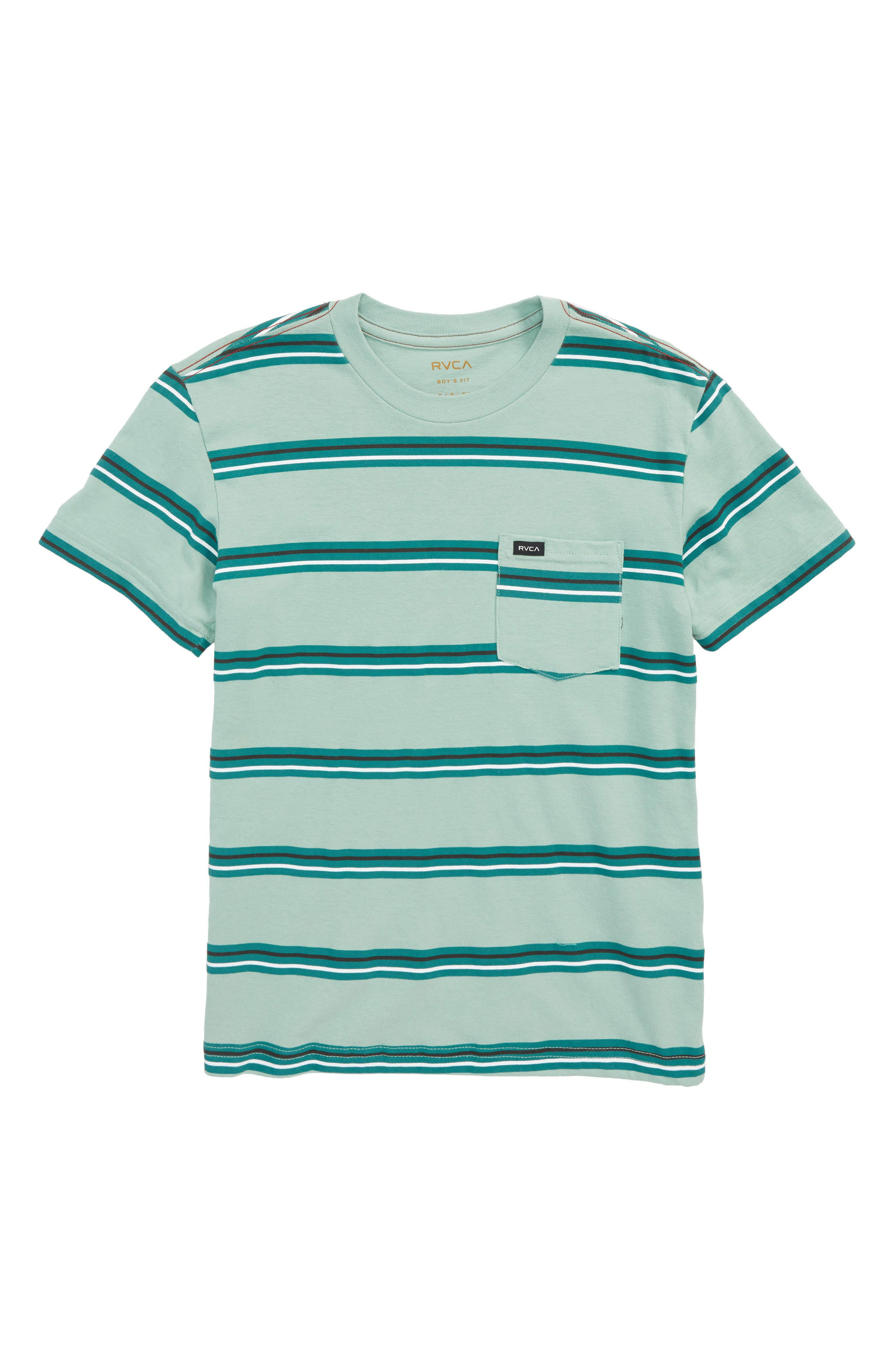 RVCA Success Stripe T-Shirt (Big Boys)