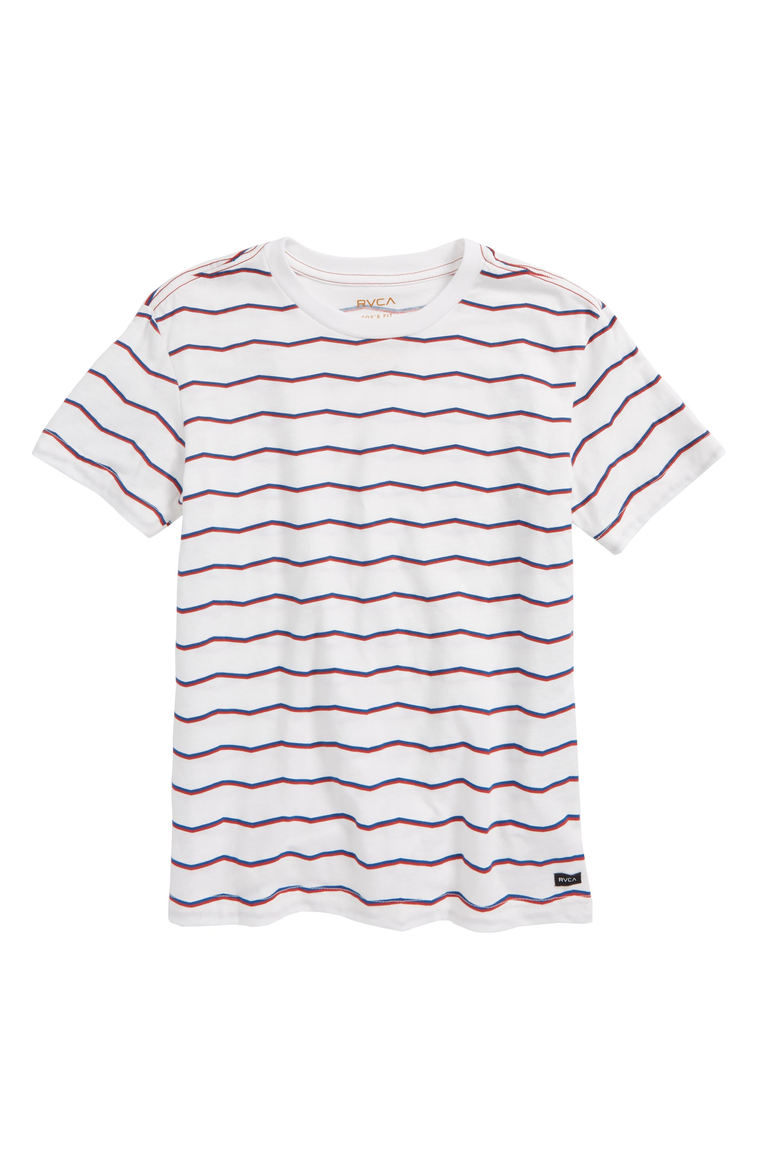 Stripe Shirt,                         Main,                         color, Antique White