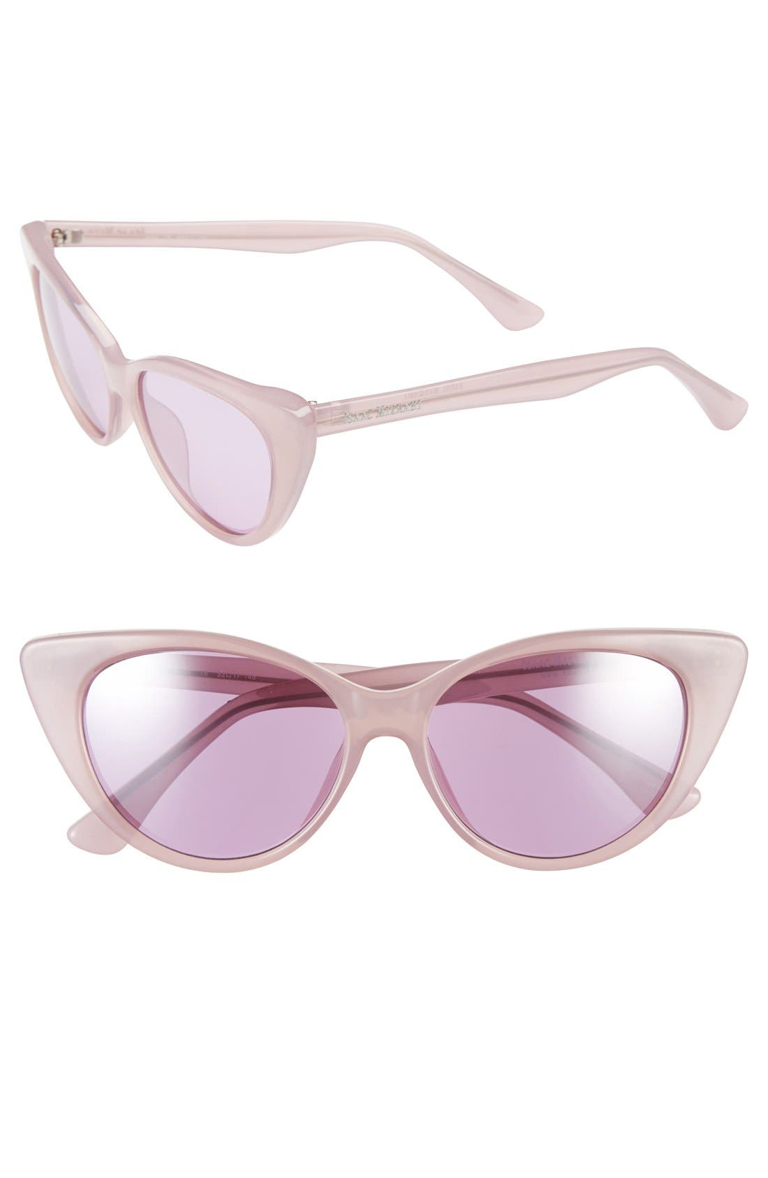 Alternate Image 1 Selected - Isaac Mizrahi New York 52mm Cat Eye Sunglasses
