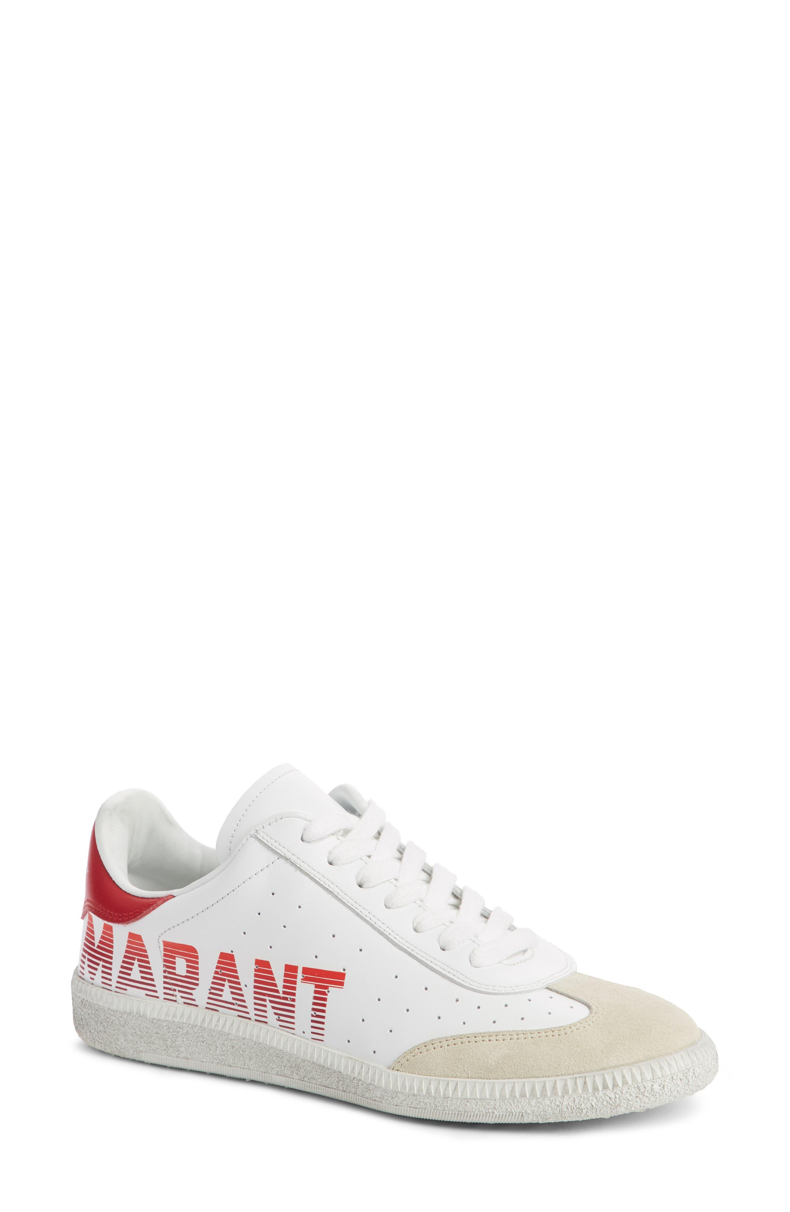 Isabel Marant Bryce Logo Sneaker (Women)