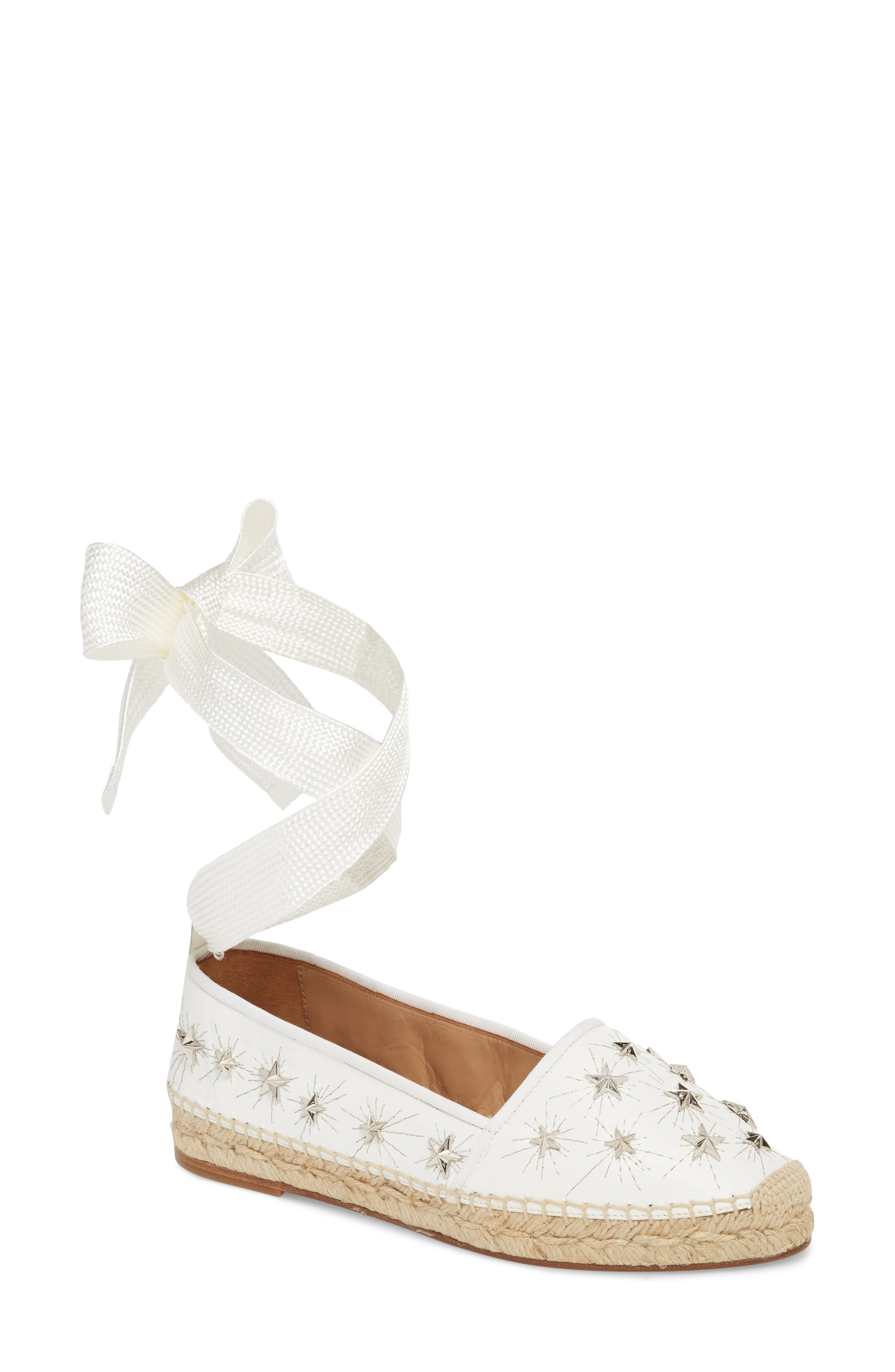 Aquazurra Cosmic Star Espadrille (Women)