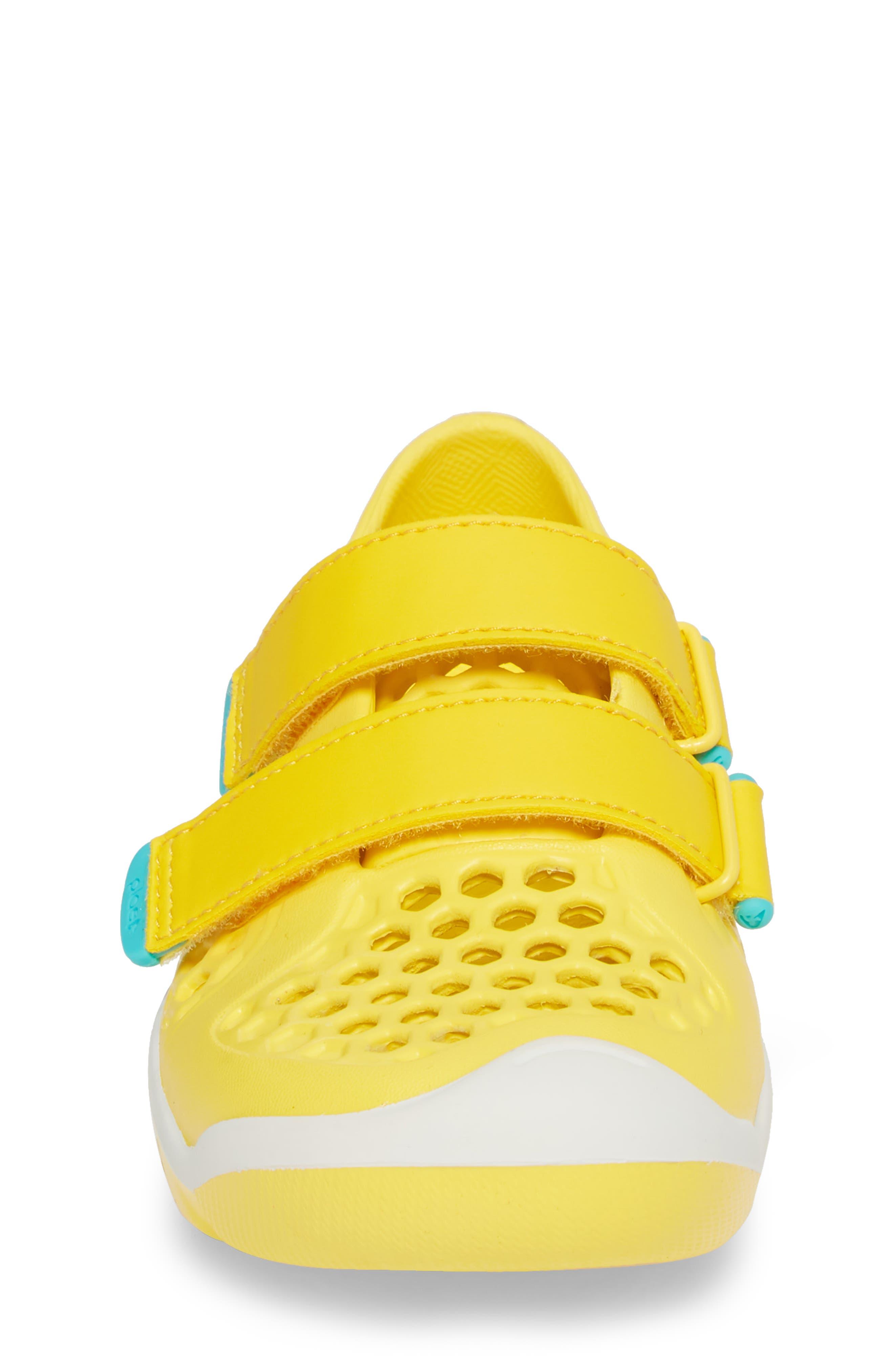 Mimo Customizable Sneaker,                             Alternate thumbnail 4, color,                             Dandelion