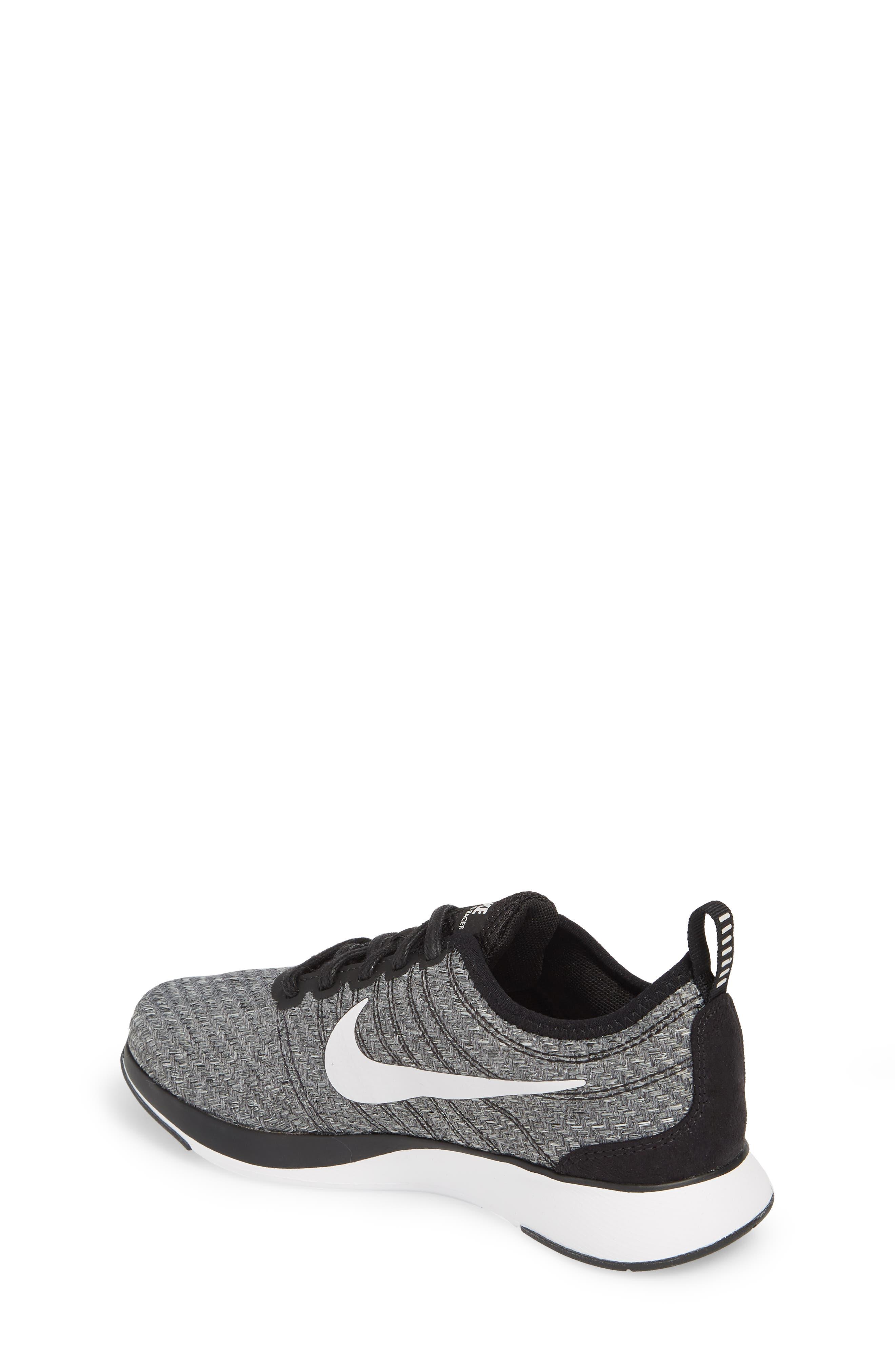 Dualtone Racer SE Sneaker,                             Alternate thumbnail 2, color,                             Black/ Vast Grey/ White