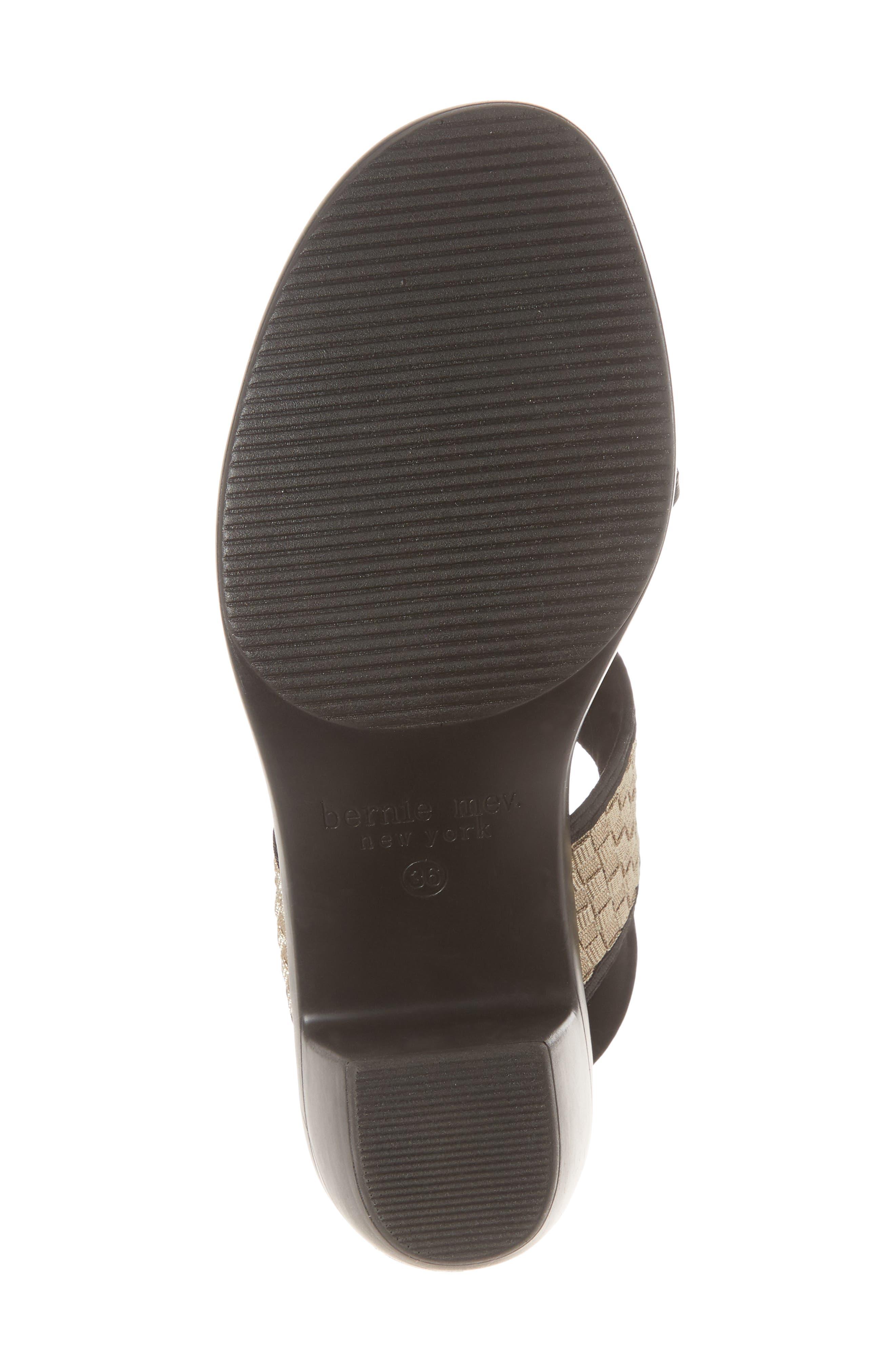 Alternate Image 6  - bernie mev. Santorini Sandal (Women)