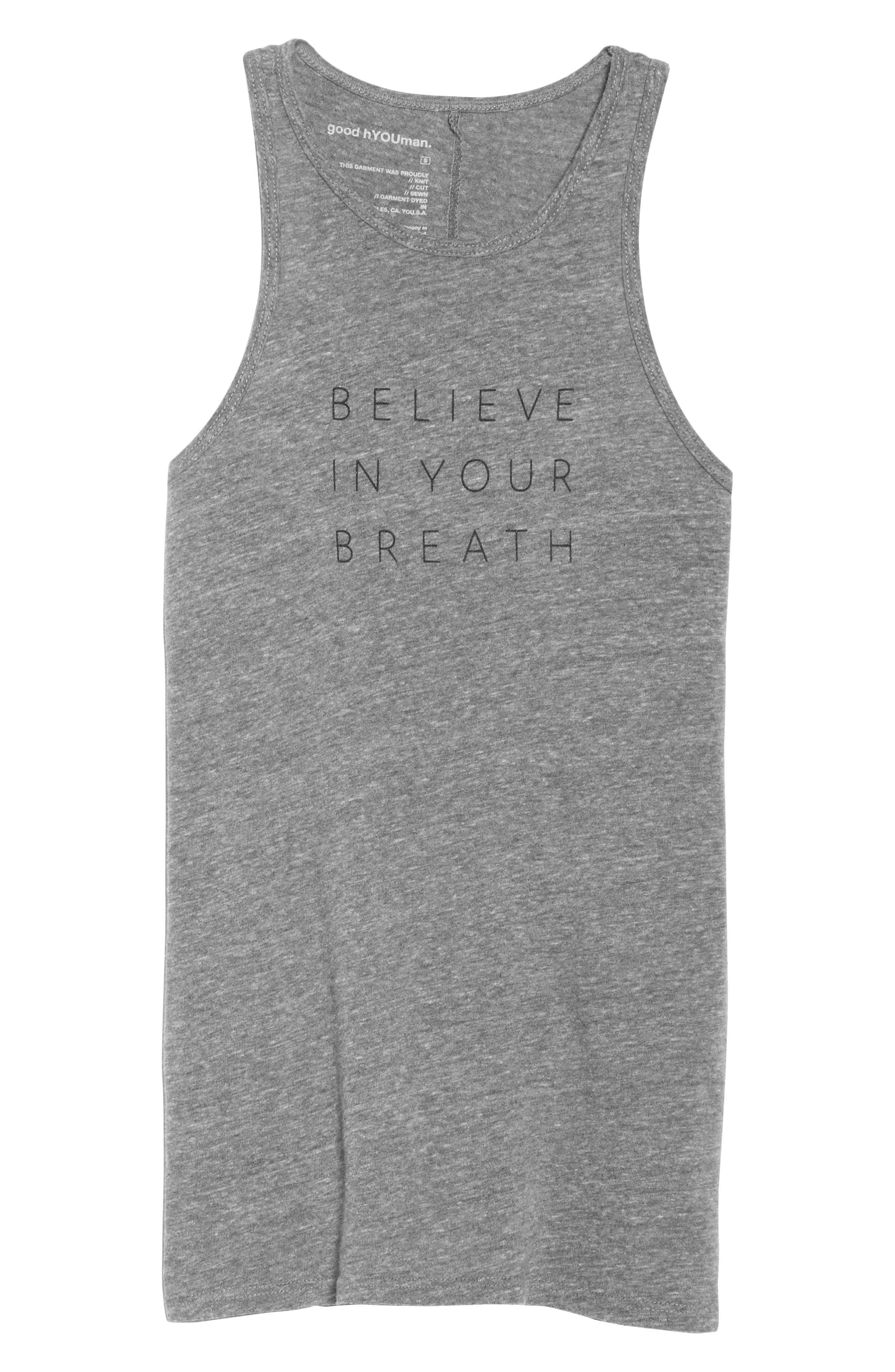 Alternate Image 6  - Good Hyouman Shaina Believe in Your Breath Tank