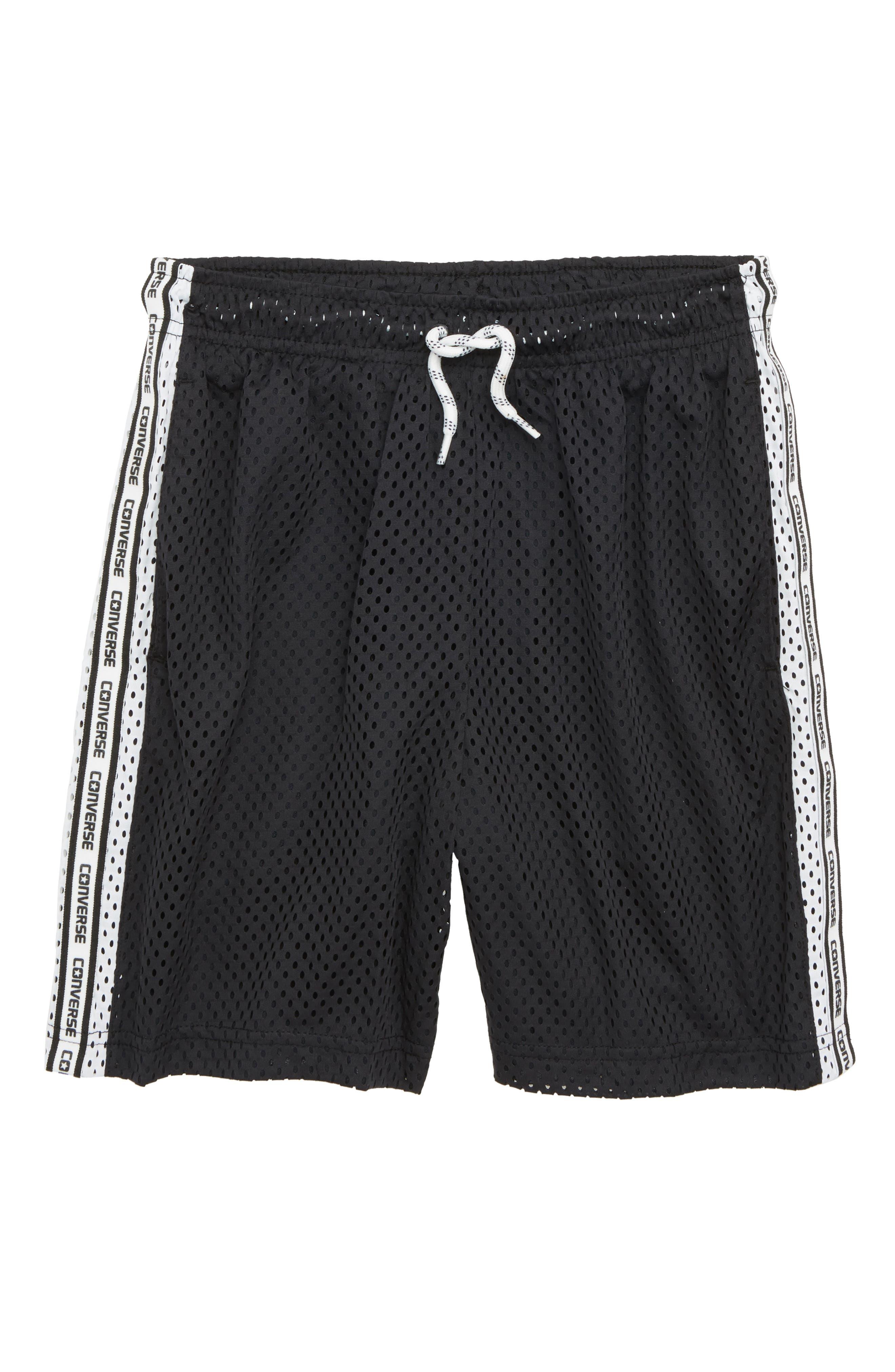 Converse Mesh Court Shorts (Big Boys)