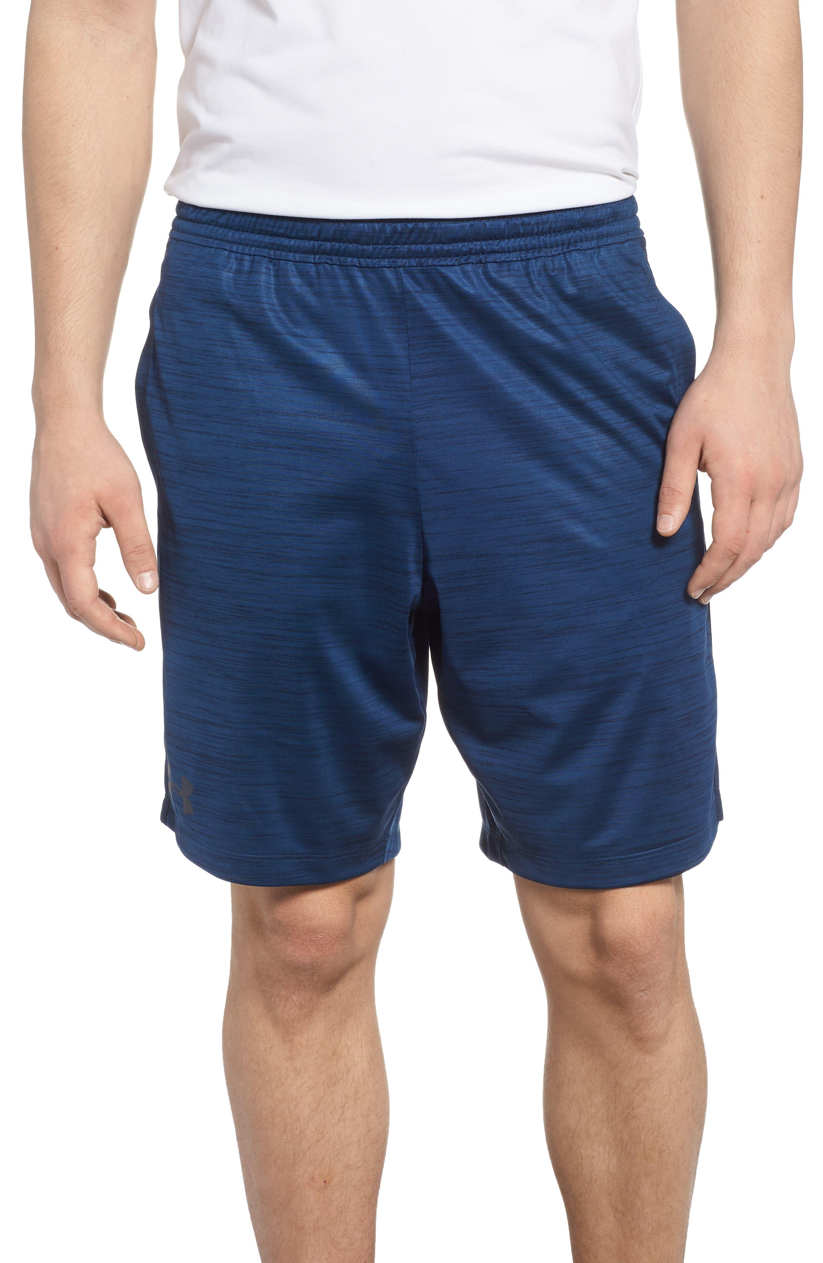 MK1 Twist Shorts,                             Main thumbnail 1, color,                             Academy/ Stealth Greh