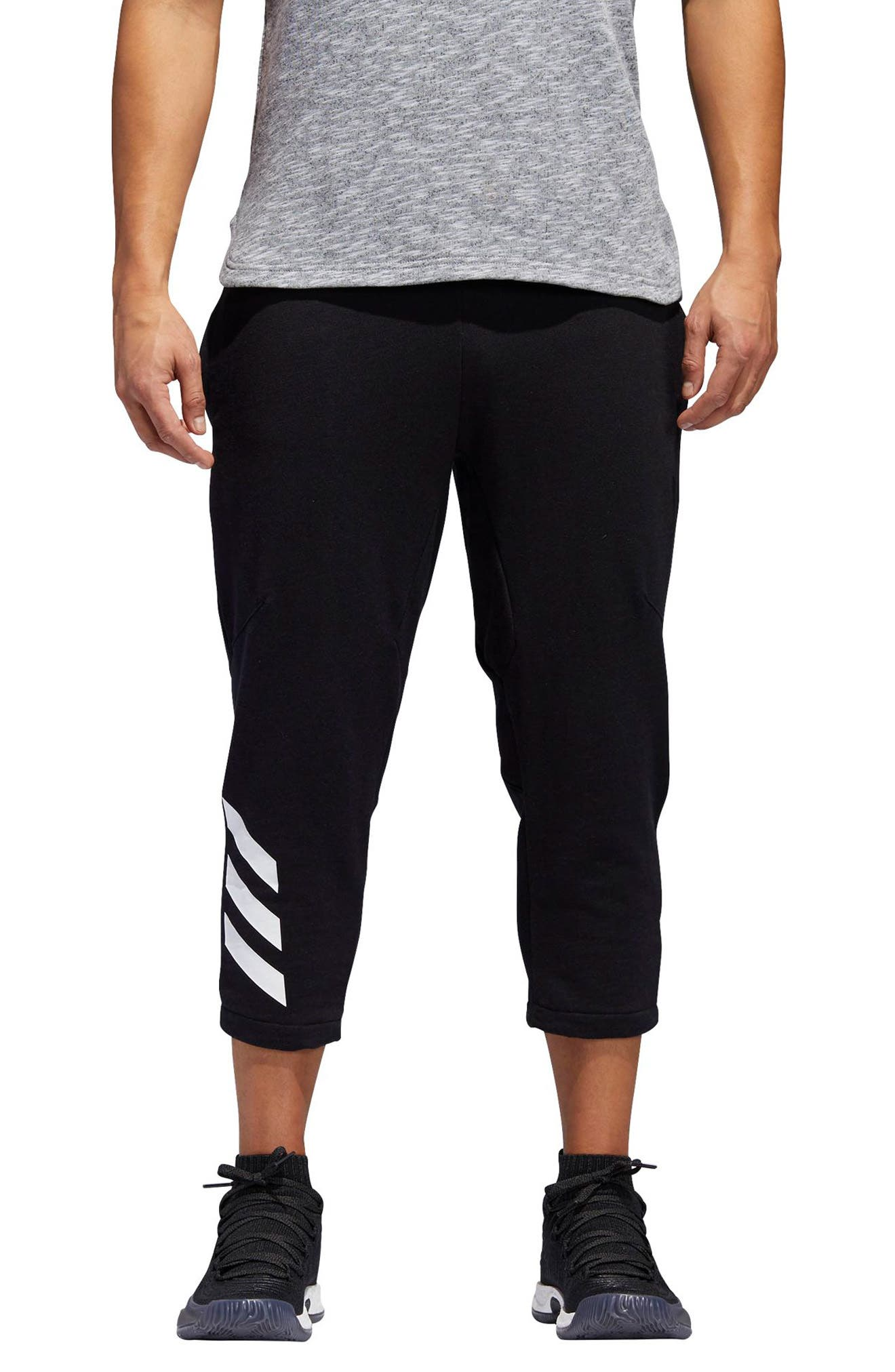 adidas Pick Up Cropped Track Pants
