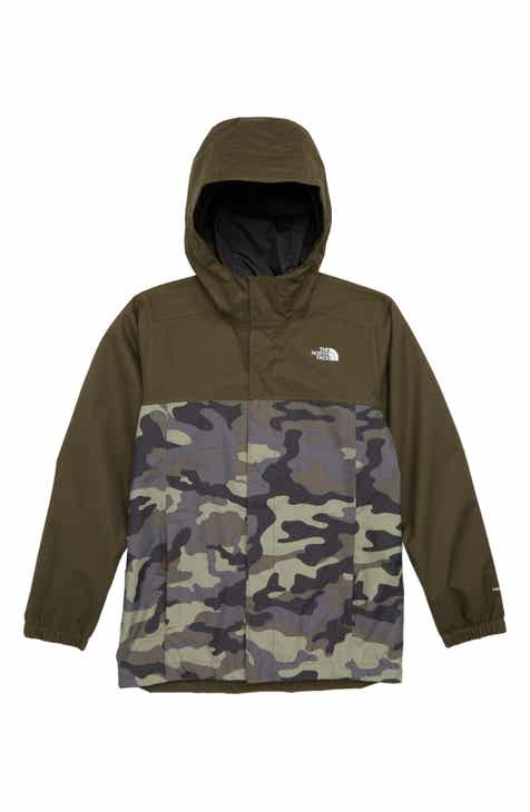 a3b7e0fdb1e The North Face Resolve Waterproof Jacket (Big Boys)