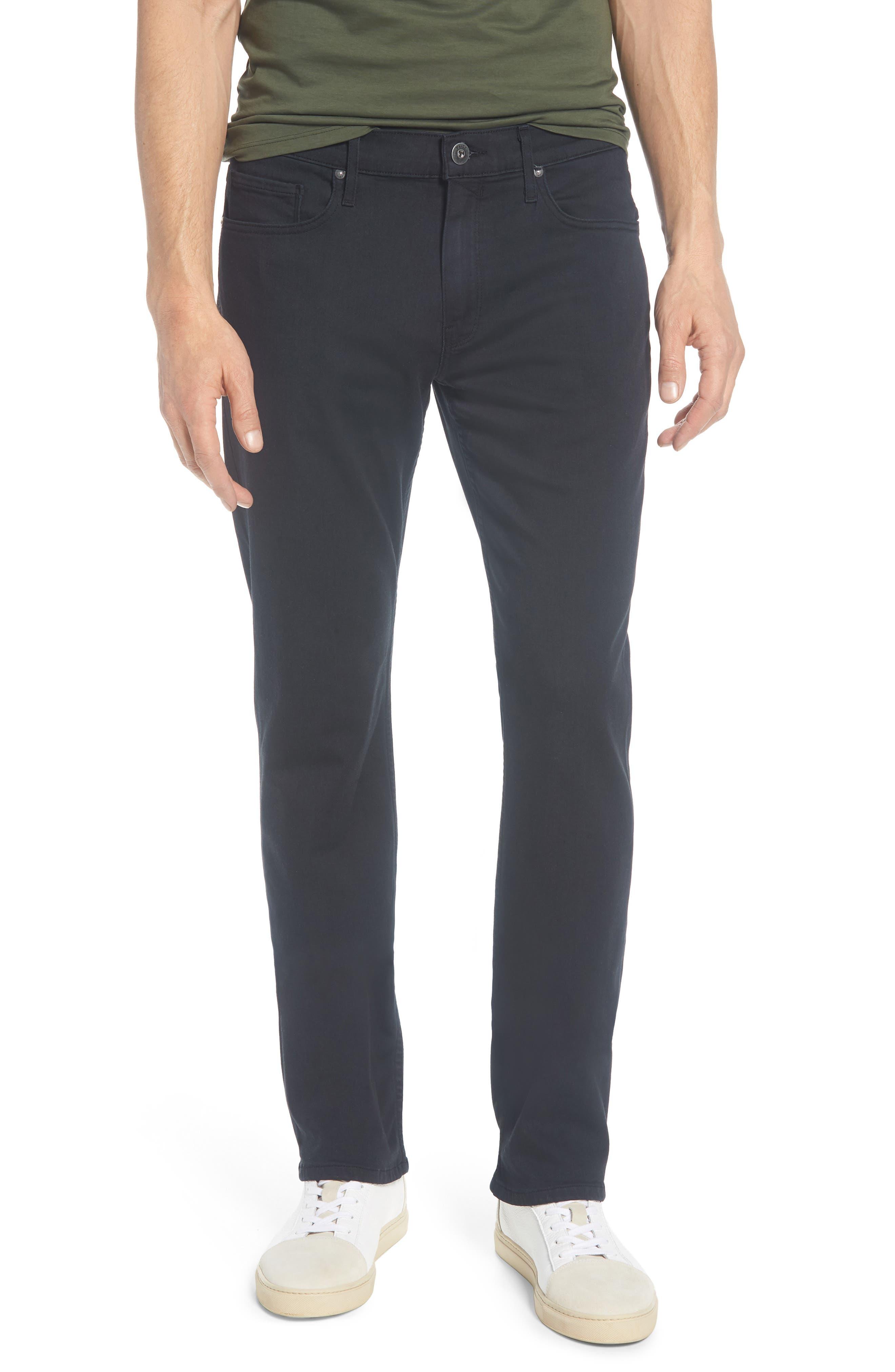 Normandie Straight Leg Jeans,                             Main thumbnail 1, color,                             Jeff