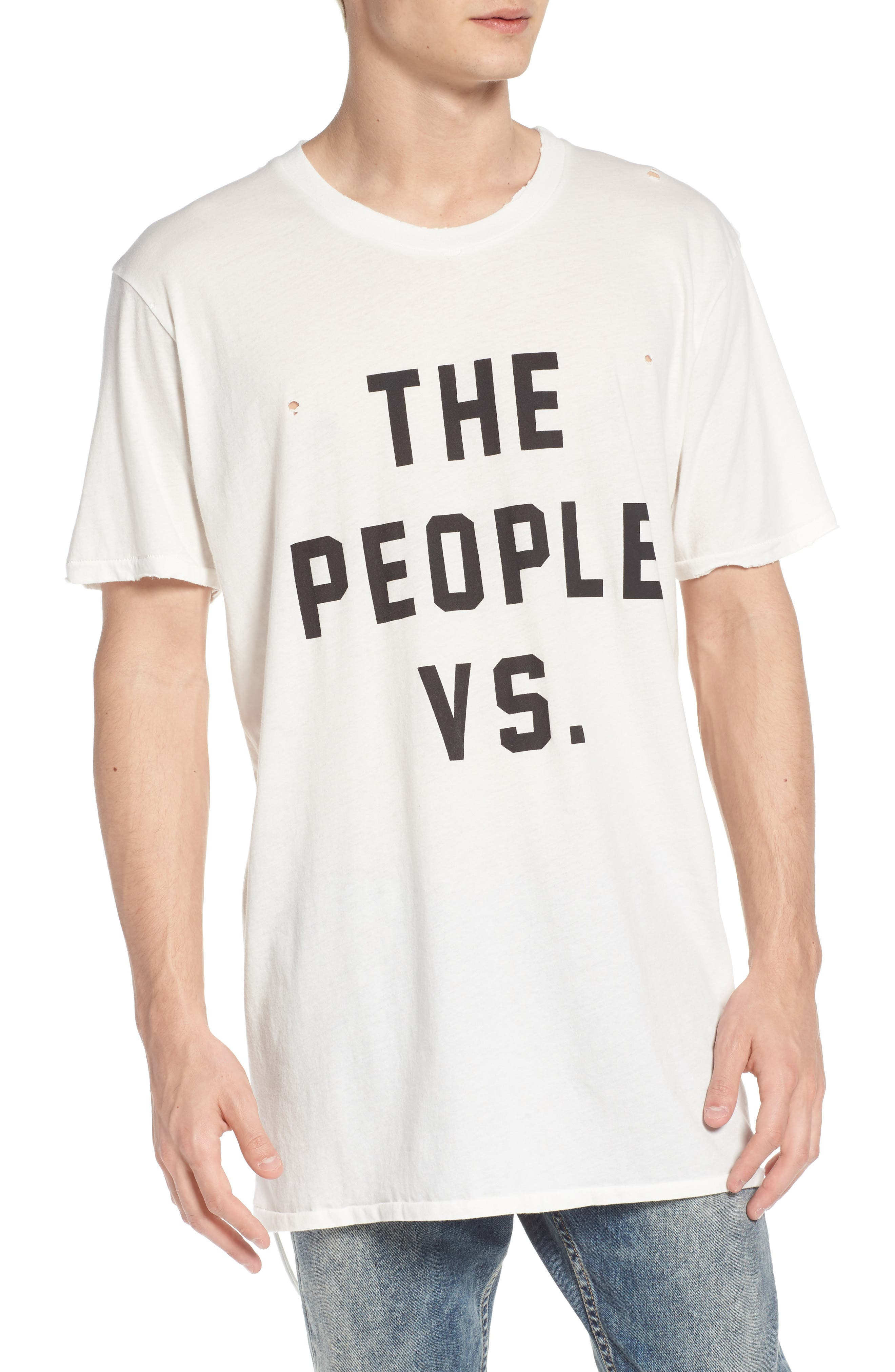 The People Vs. Utero Moth T-Shirt