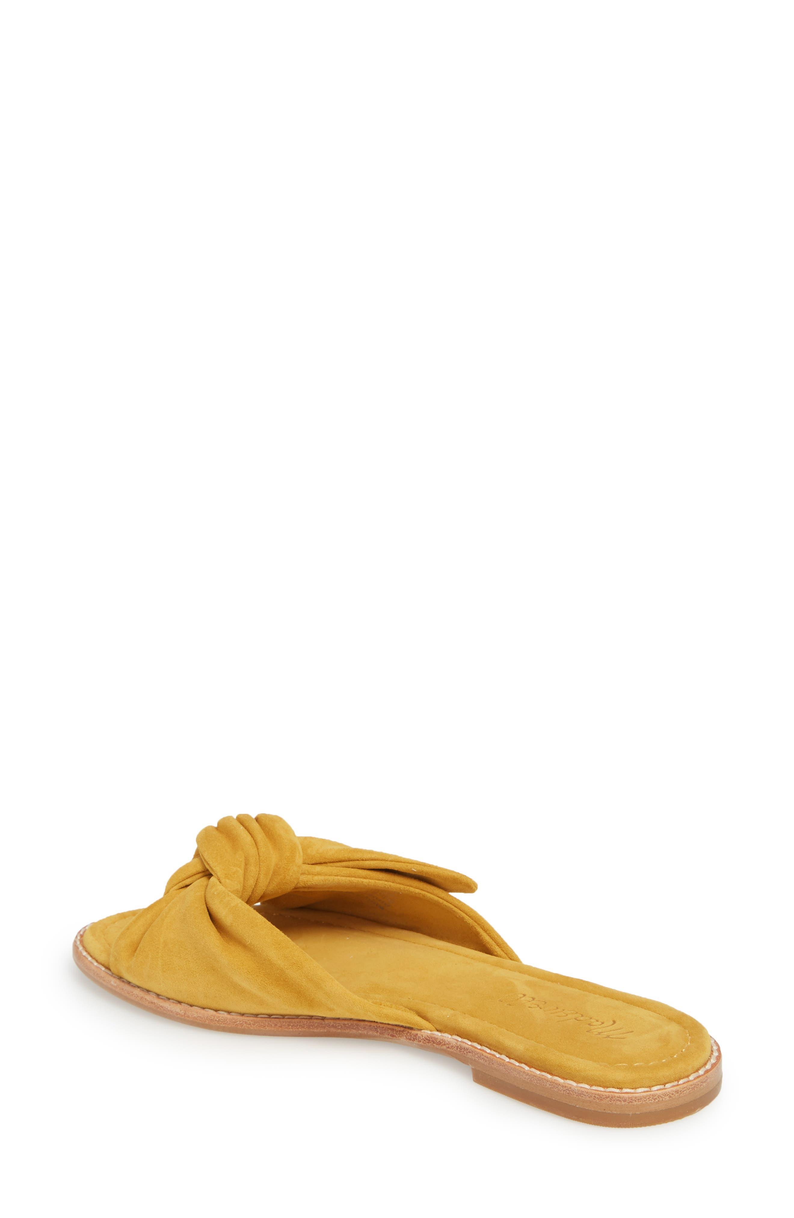 Naida Slide Sandal,                             Alternate thumbnail 2, color,                             Cider Leather