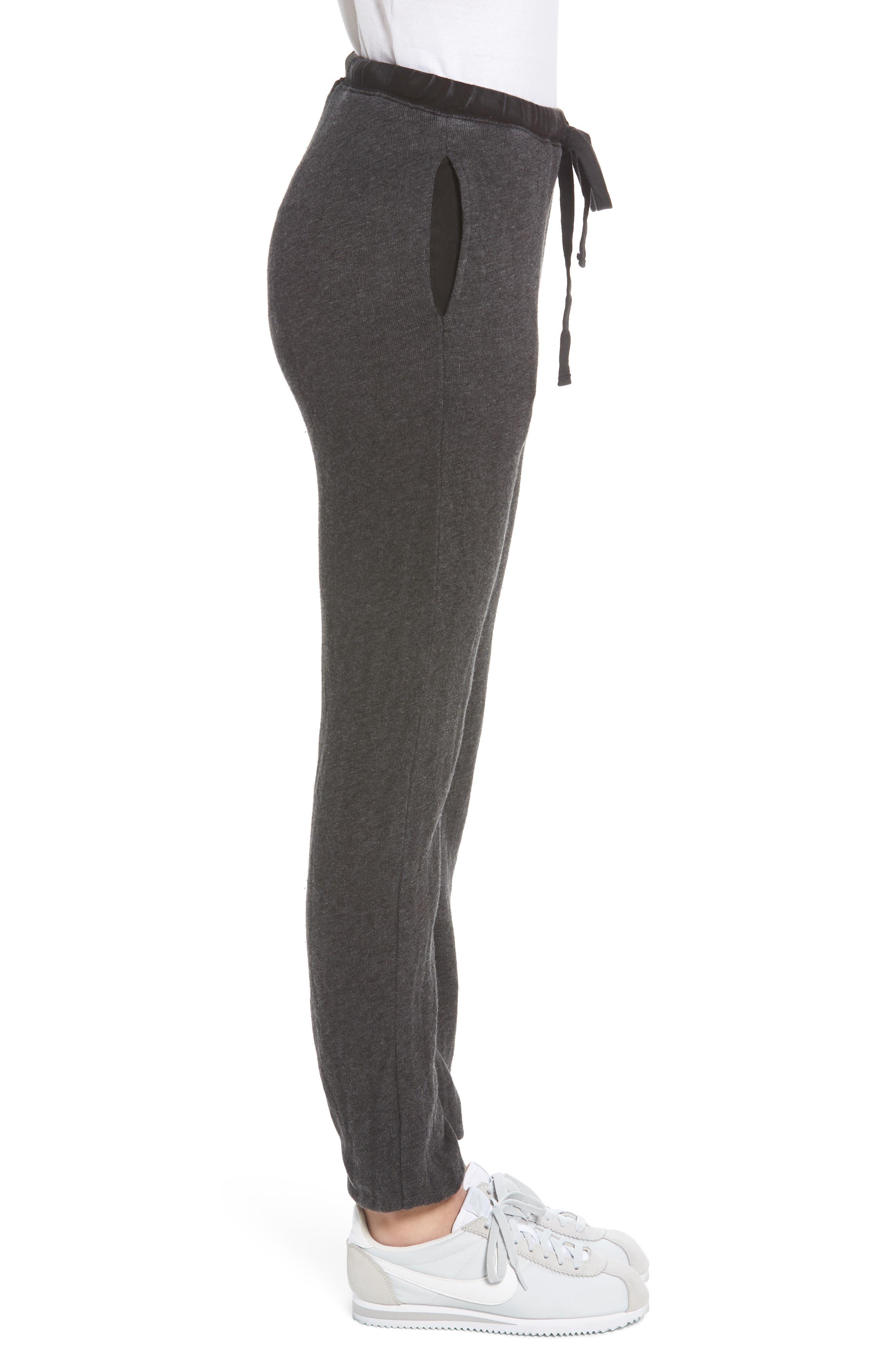Kiama Lounge Pants,                             Alternate thumbnail 3, color,                             Mw Black