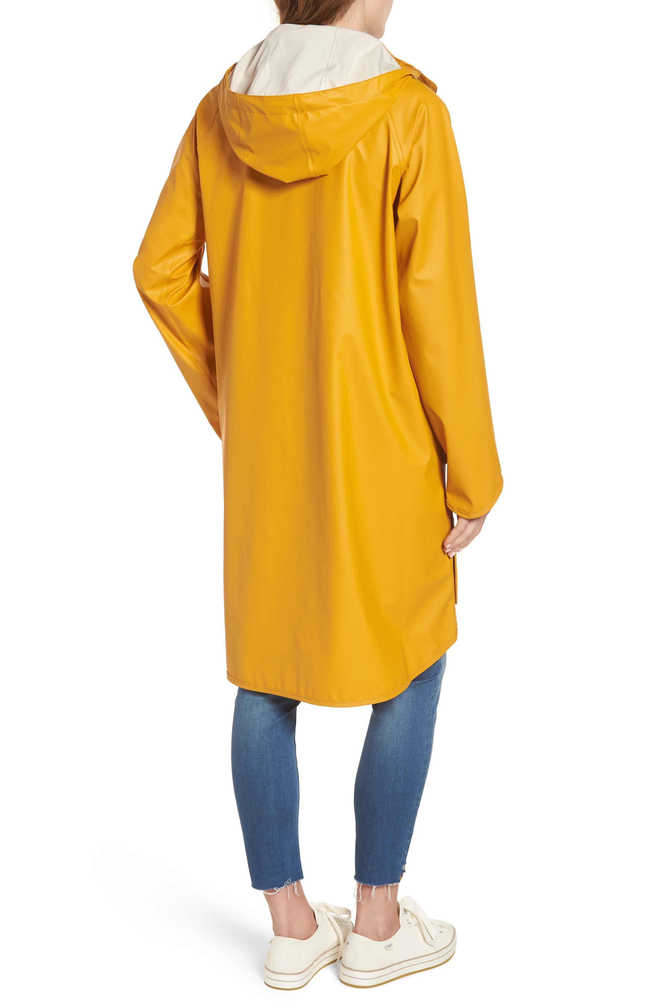 Rain Slicker,                             Alternate thumbnail 2, color,                             Golden Yellow