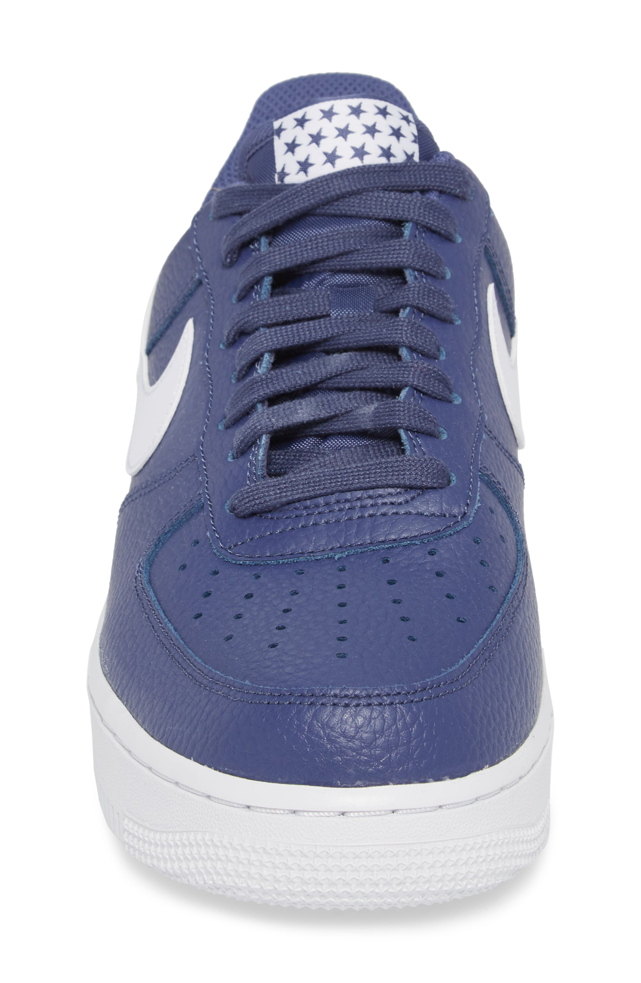 Alternate Image 4  - Nike Air Force 1 07 Sneaker (Men)