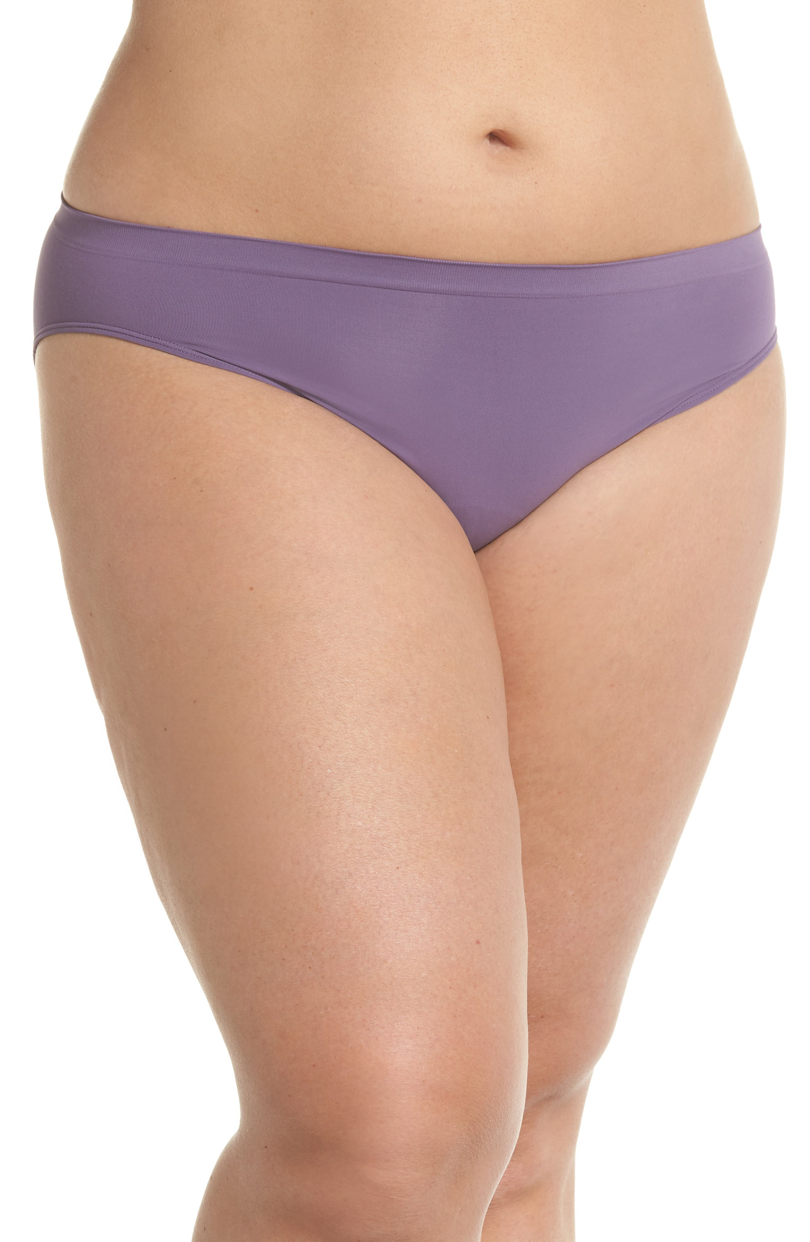 Seamless Bikini,                         Main,                         color, Purple Mulled