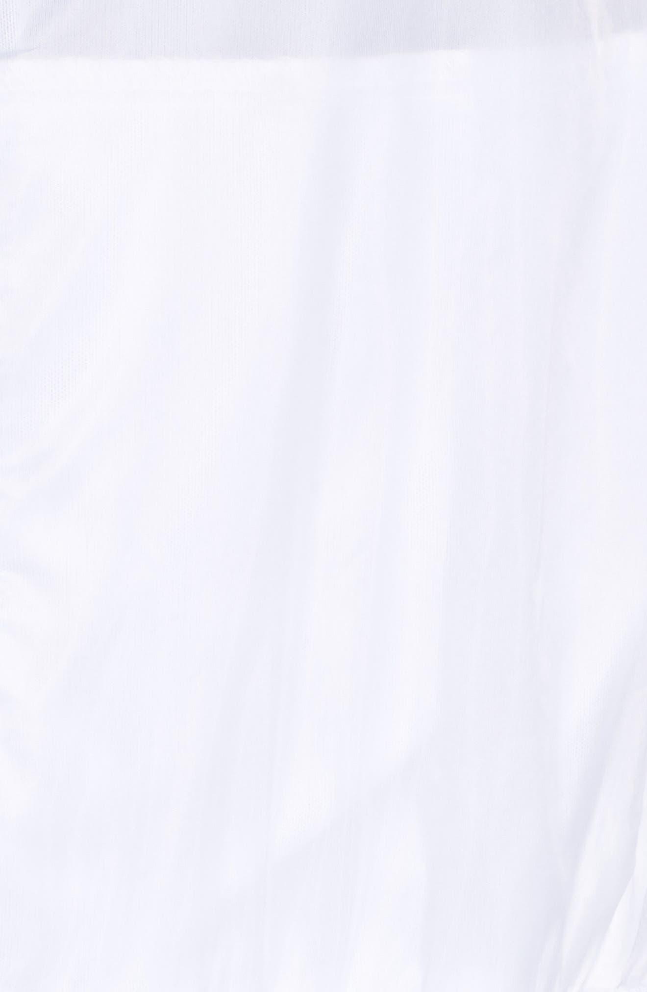 Aqua Jacket,                             Alternate thumbnail 6, color,                             White