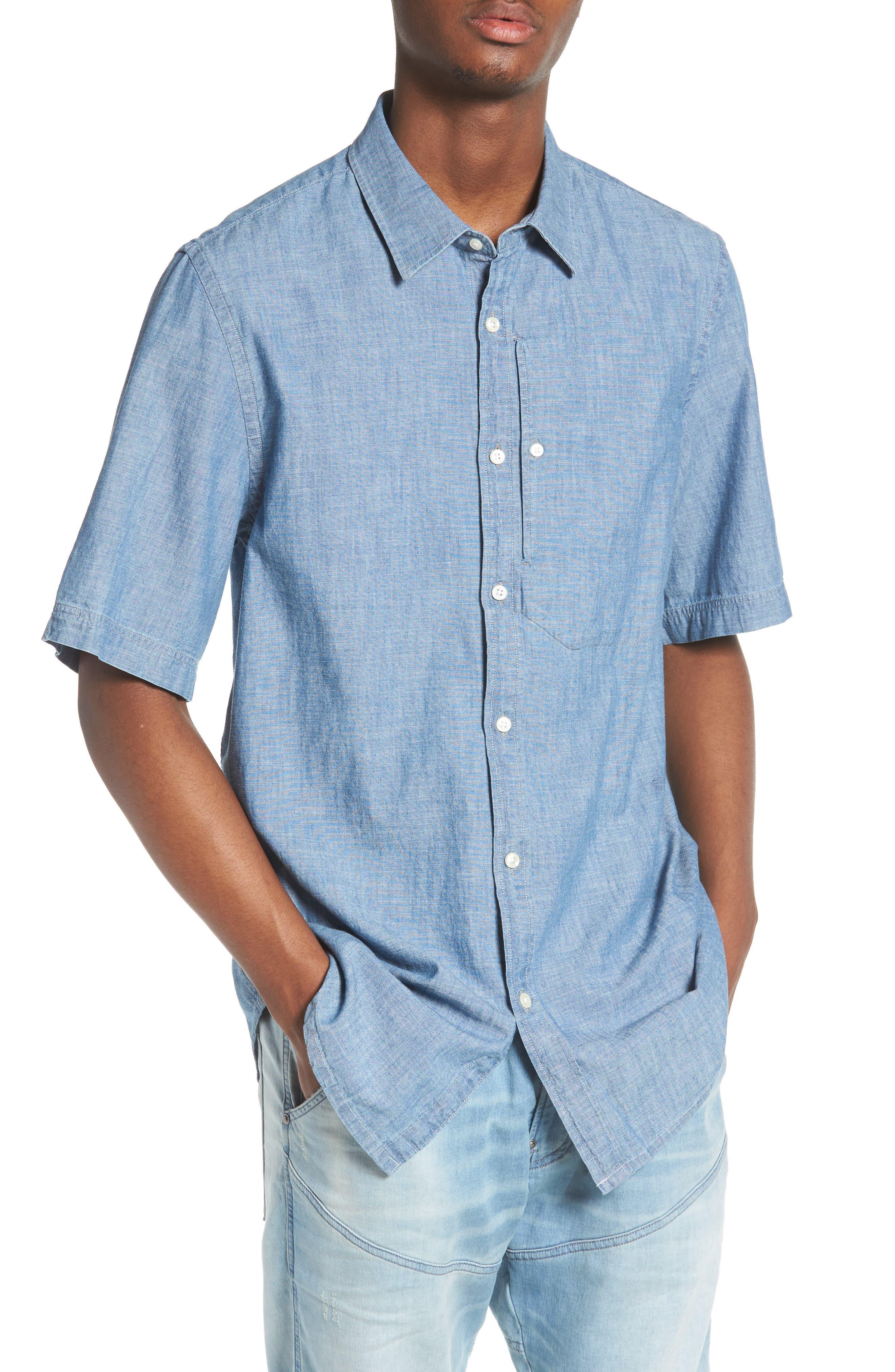G-Star Raw Bristum Chambray Shirt
