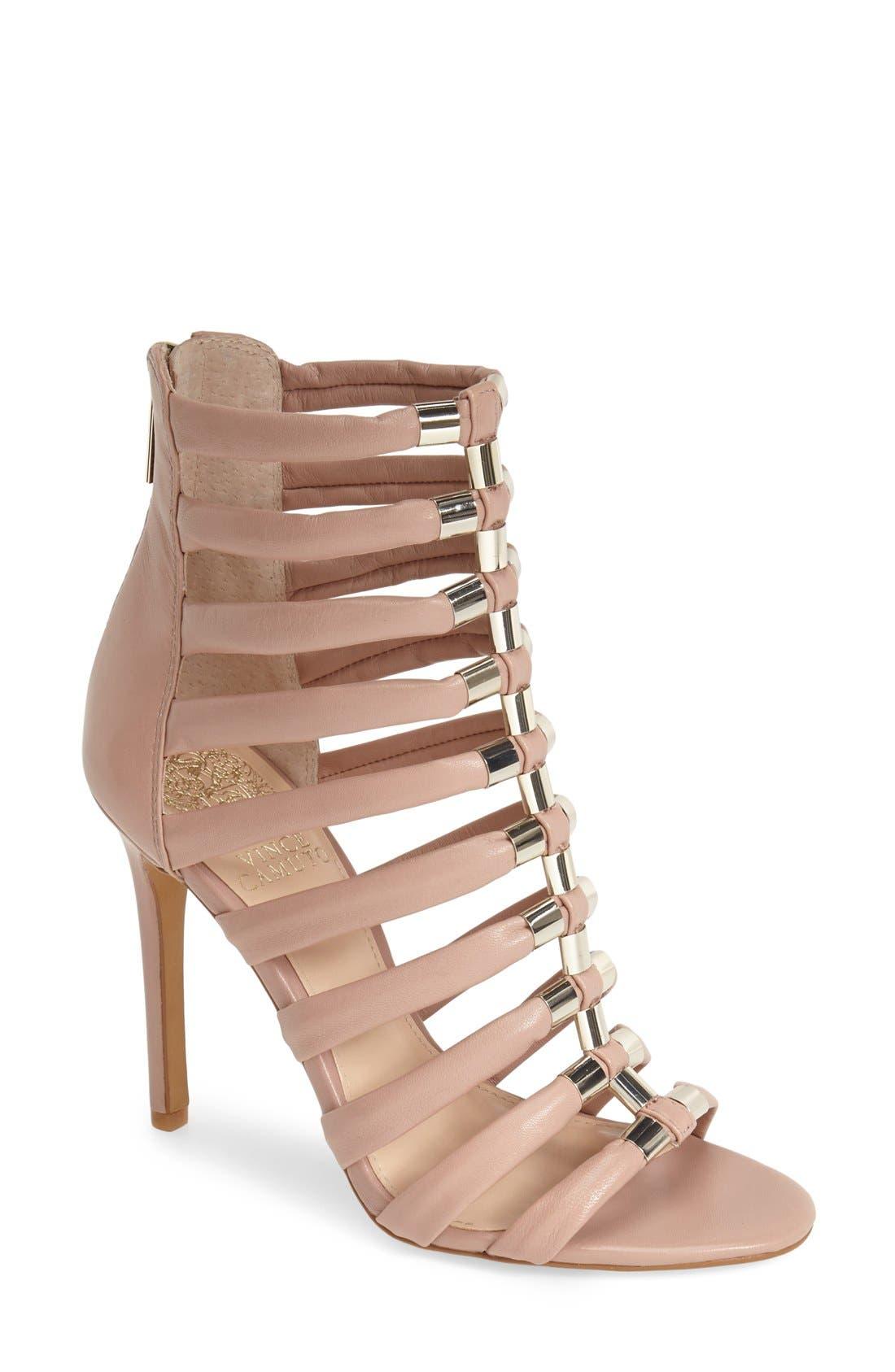 Alternate Image 1 Selected - Vince Camuto 'Troy' Gladiator Sandal (Women)