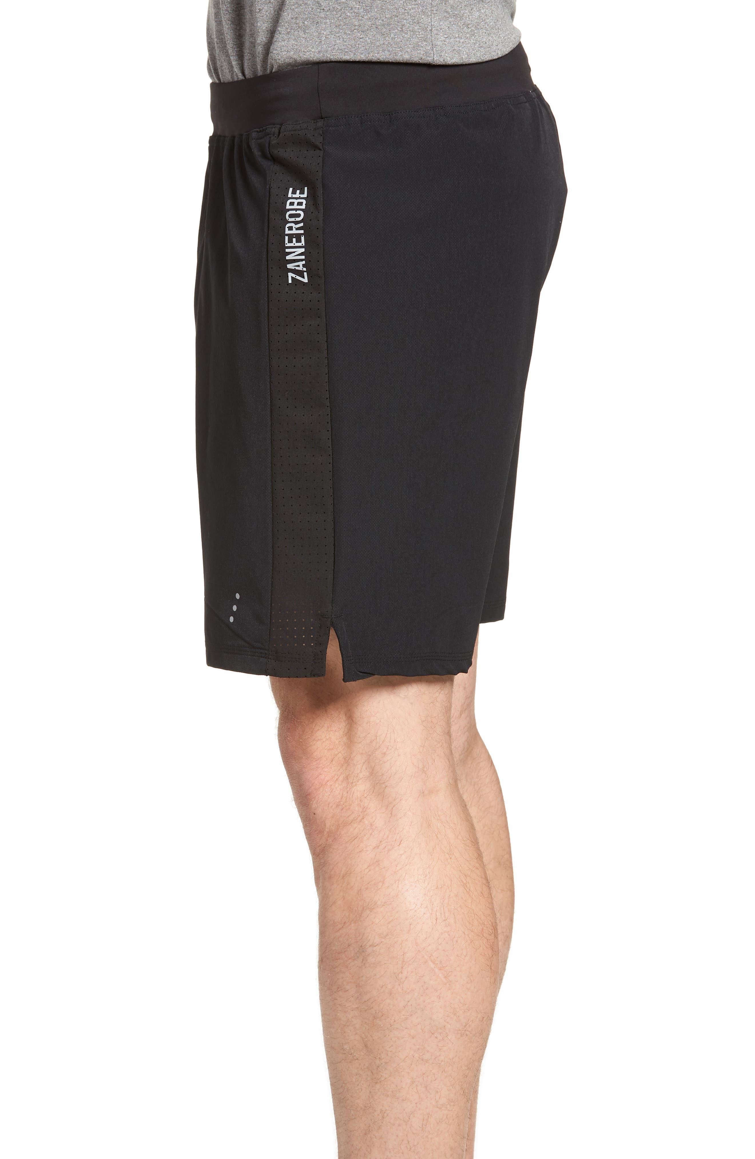 ZANEROBE Type 1 Shorts,                             Alternate thumbnail 4, color,                             Black