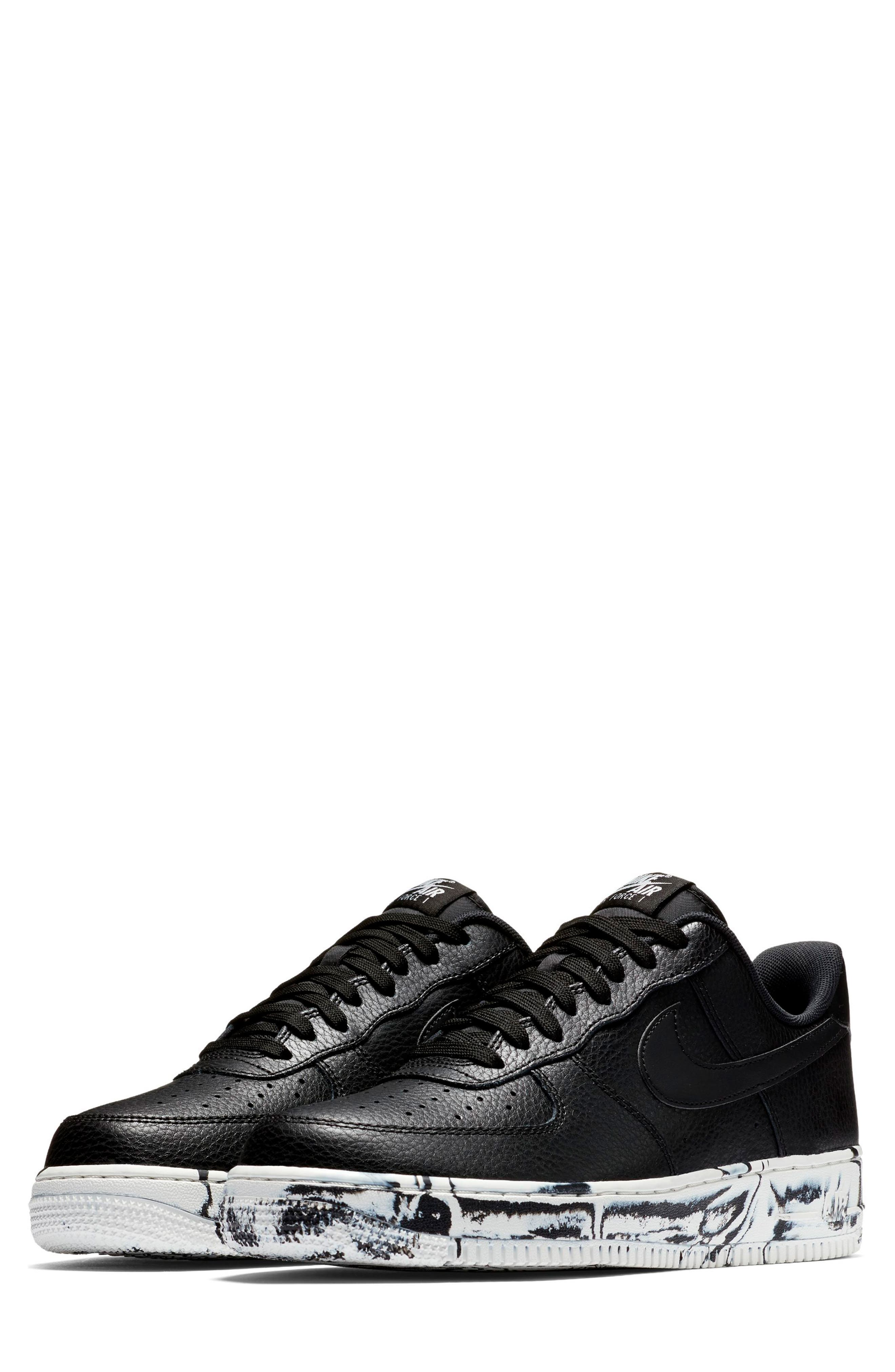 Nike Air Force 1 '07 LV8 Leather Sneaker (Men)