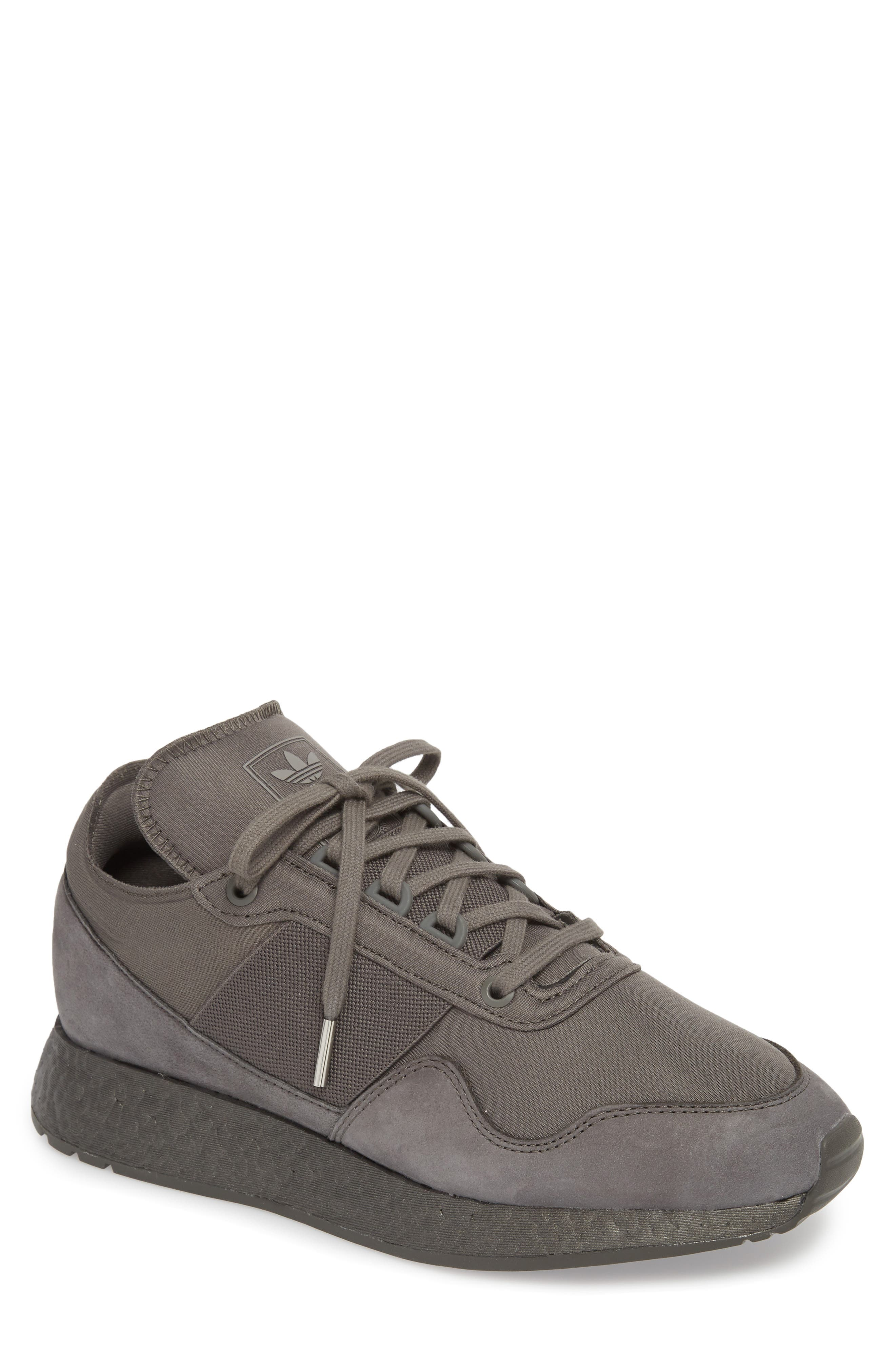 New York Present Arsham Sneaker,                             Main thumbnail 1, color,                             Grey