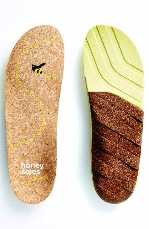 Honey and Bear Soles Natural Cork Insole (Men)