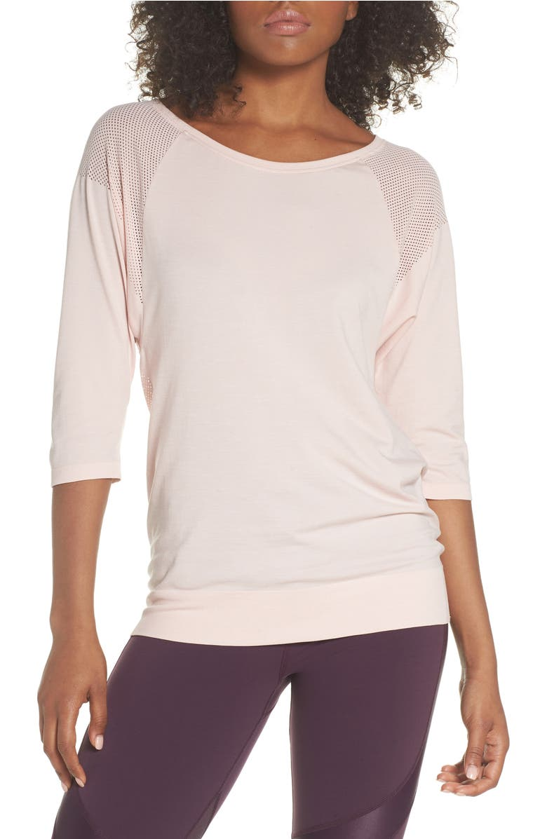 Sweaty Betty Dharana Yoga Tee | Nordstrom