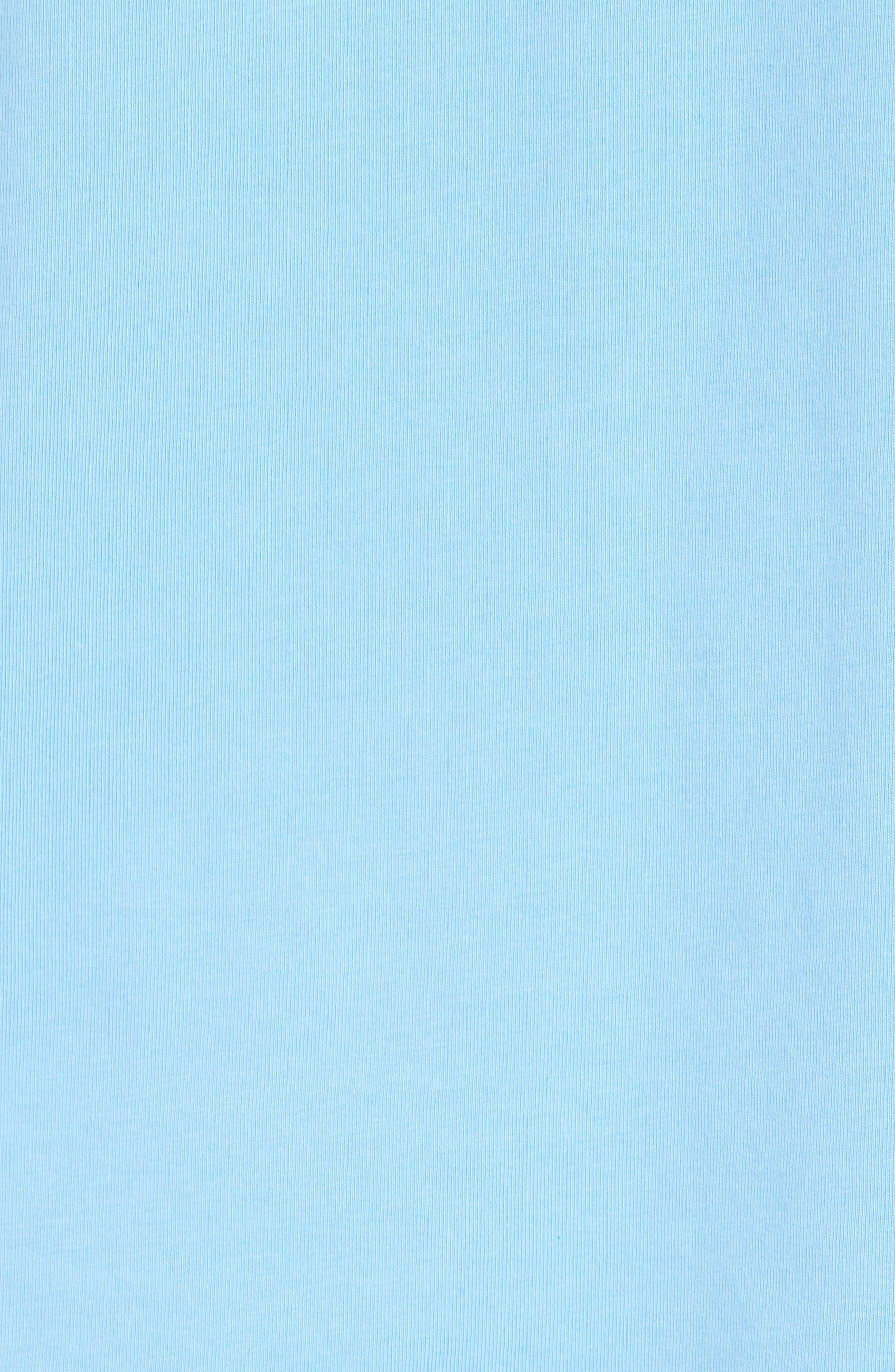 x Shark Week<sup>™</sup> Decoy Whale Pocket T-Shirt,                             Alternate thumbnail 5, color,                             Ocean Breeze