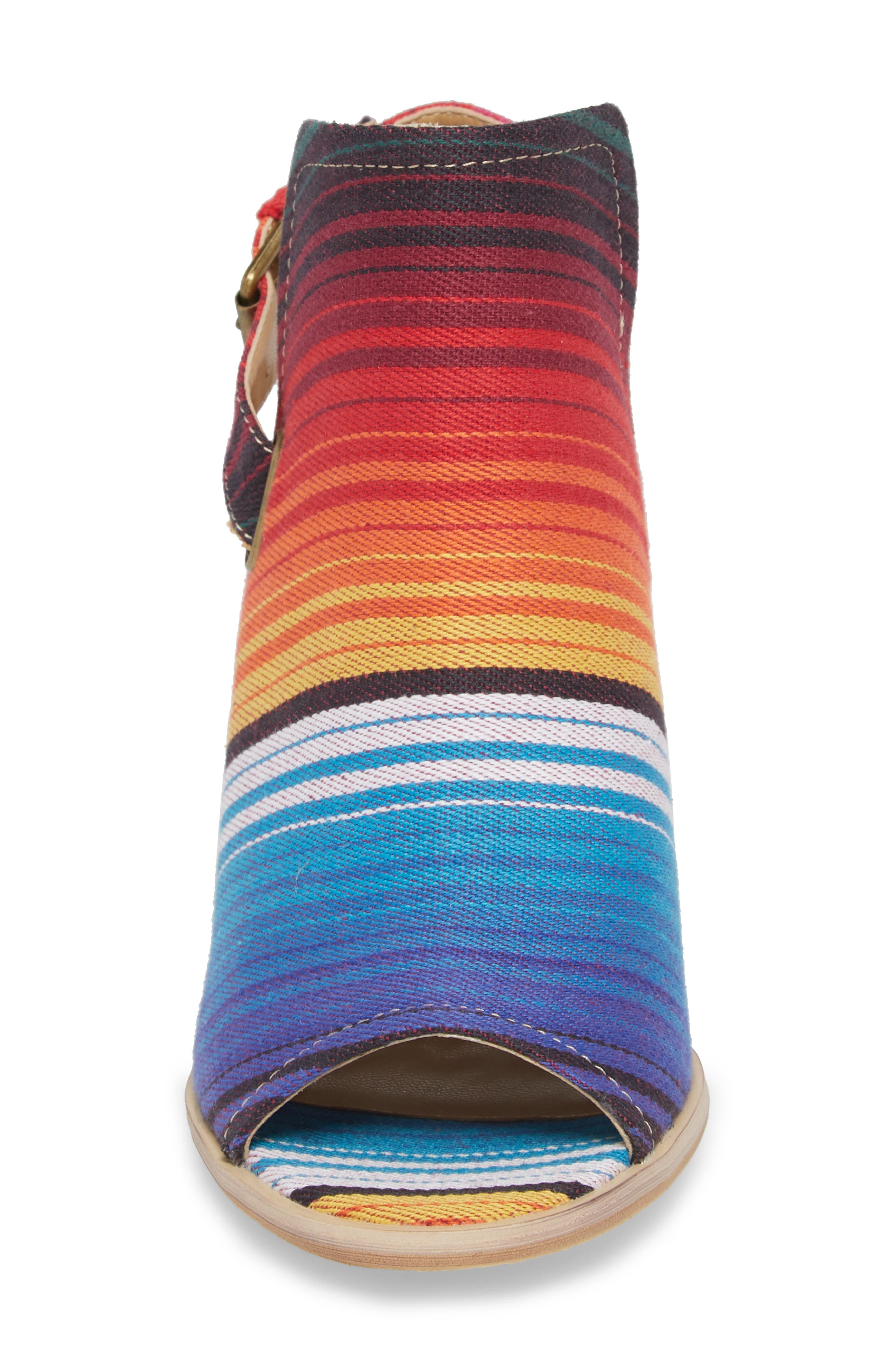 Kerstin Sandal,                             Alternate thumbnail 4, color,                             Serape